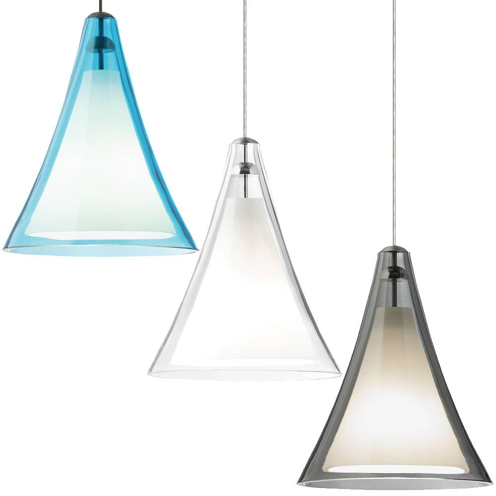 Tech Mini Melrose Ii Contemporary Low Voltage Mini Pendant Lamp in Mini Pendant Lights (Image 15 of 15)