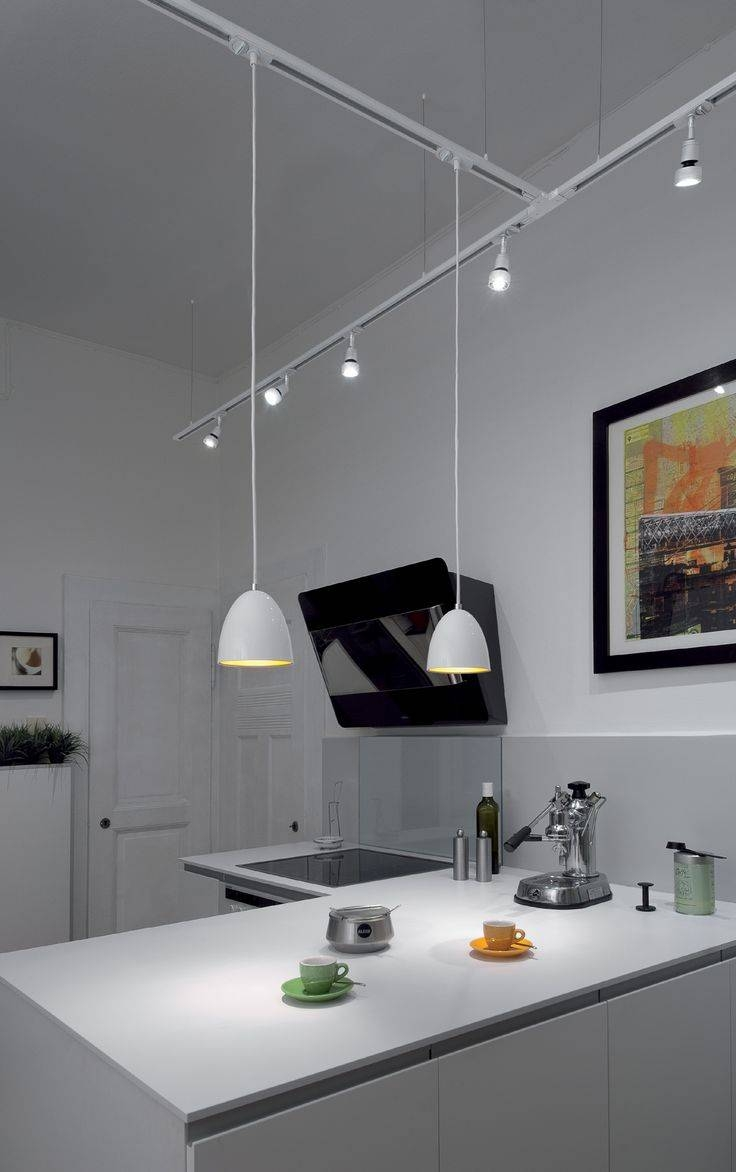 The 25+ Best Kitchen Track Lighting Ideas On Pinterest | Track with regard to Pendant Lighting for Track Systems (Image 14 of 15)