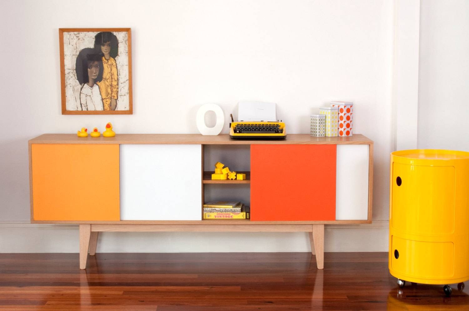 The Mid Century Modern Sideboard | Wood Furniture within Midcentury Sideboards (Image 15 of 15)