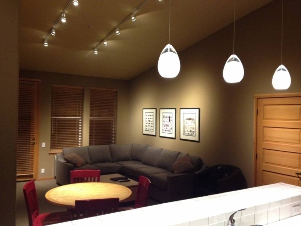 Thrill Addition Track Pendant Lighting For Room | Magnificent With Kitchen Track Pendant Lighting (View 14 of 15)
