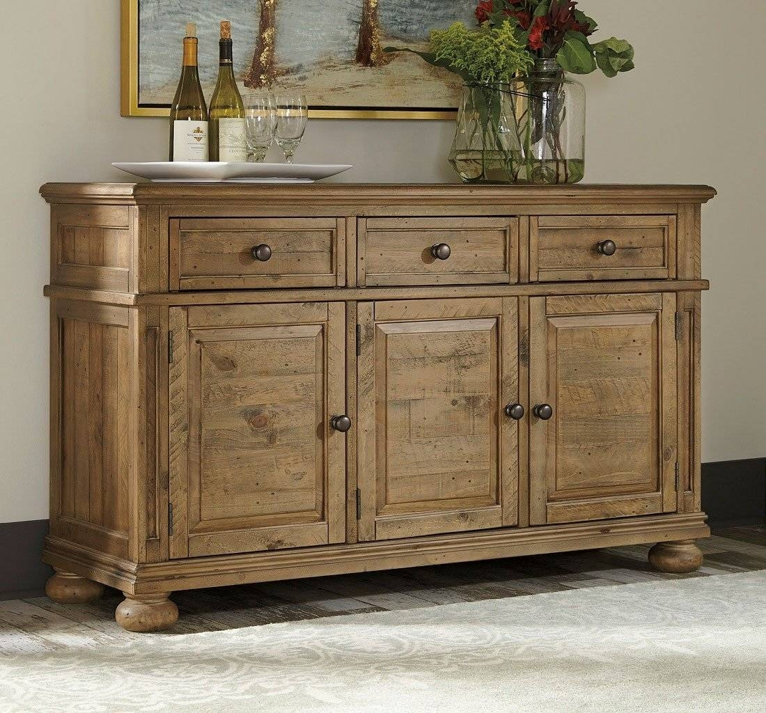 Trishley Server – Buffets, Sideboards And Servers – Dining Room Regarding Server Sideboard Furniture (View 15 of 15)