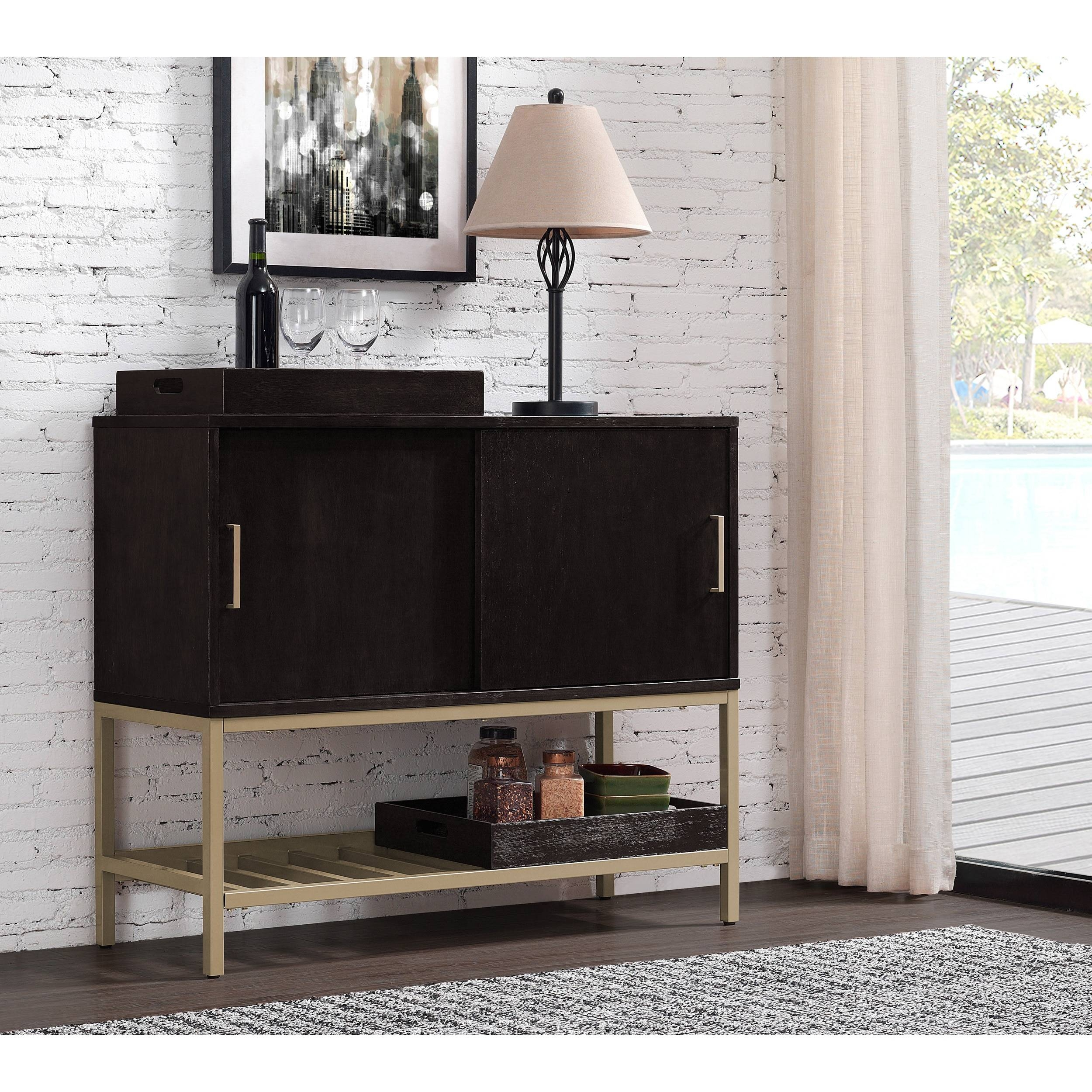 Twilight 42-Inch Buffet - Free Shipping Today - Overstock throughout 42 Inch Sideboards (Image 15 of 15)