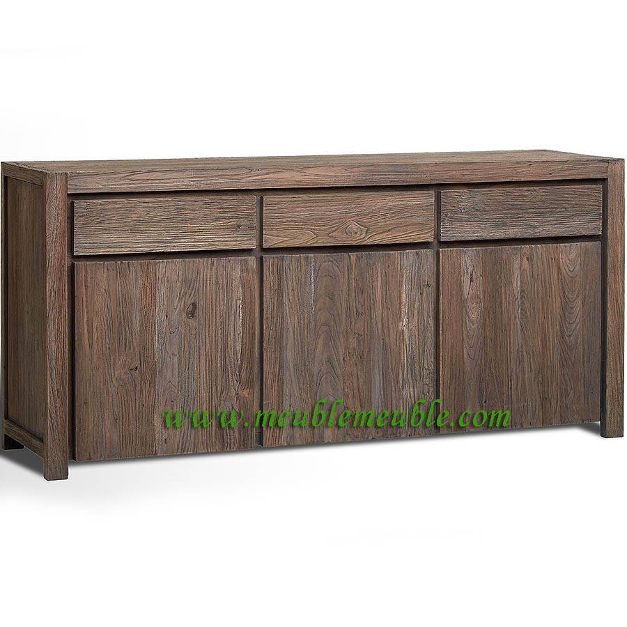 Uncategorized : Reclaimed Wood Sideboard With Impressive Reclaimed pertaining to Reclaimed Sideboards (Image 14 of 15)