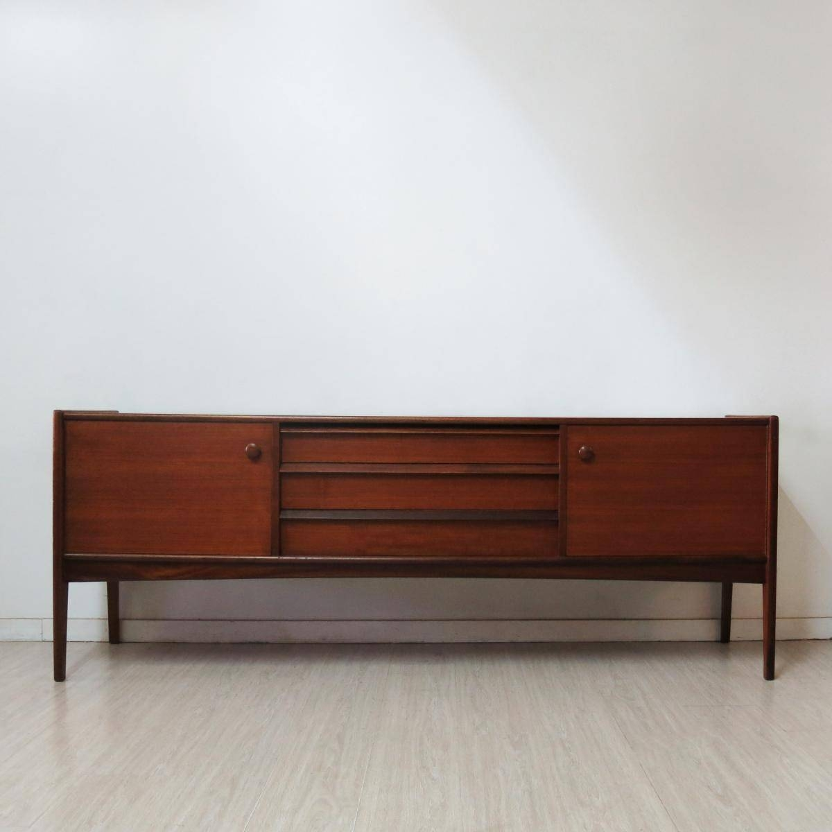 Vintage British Silva Sideboardjohn Herbert For Younger, 1960S for A Younger Sideboards (Image 11 of 15)