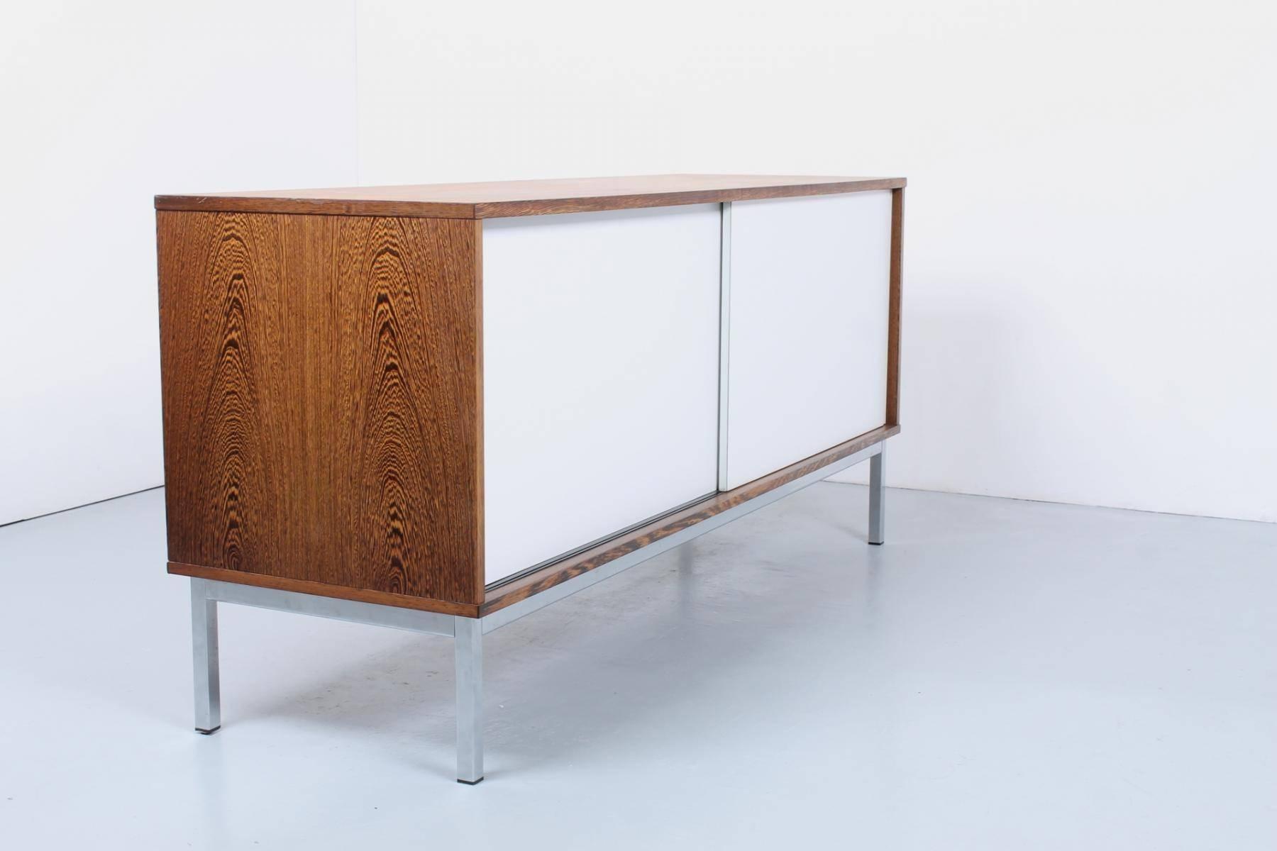 Vintage Kw 87 Sideboard In Wenge Veneer And White Formica inside Wenge Sideboards (Image 14 of 15)