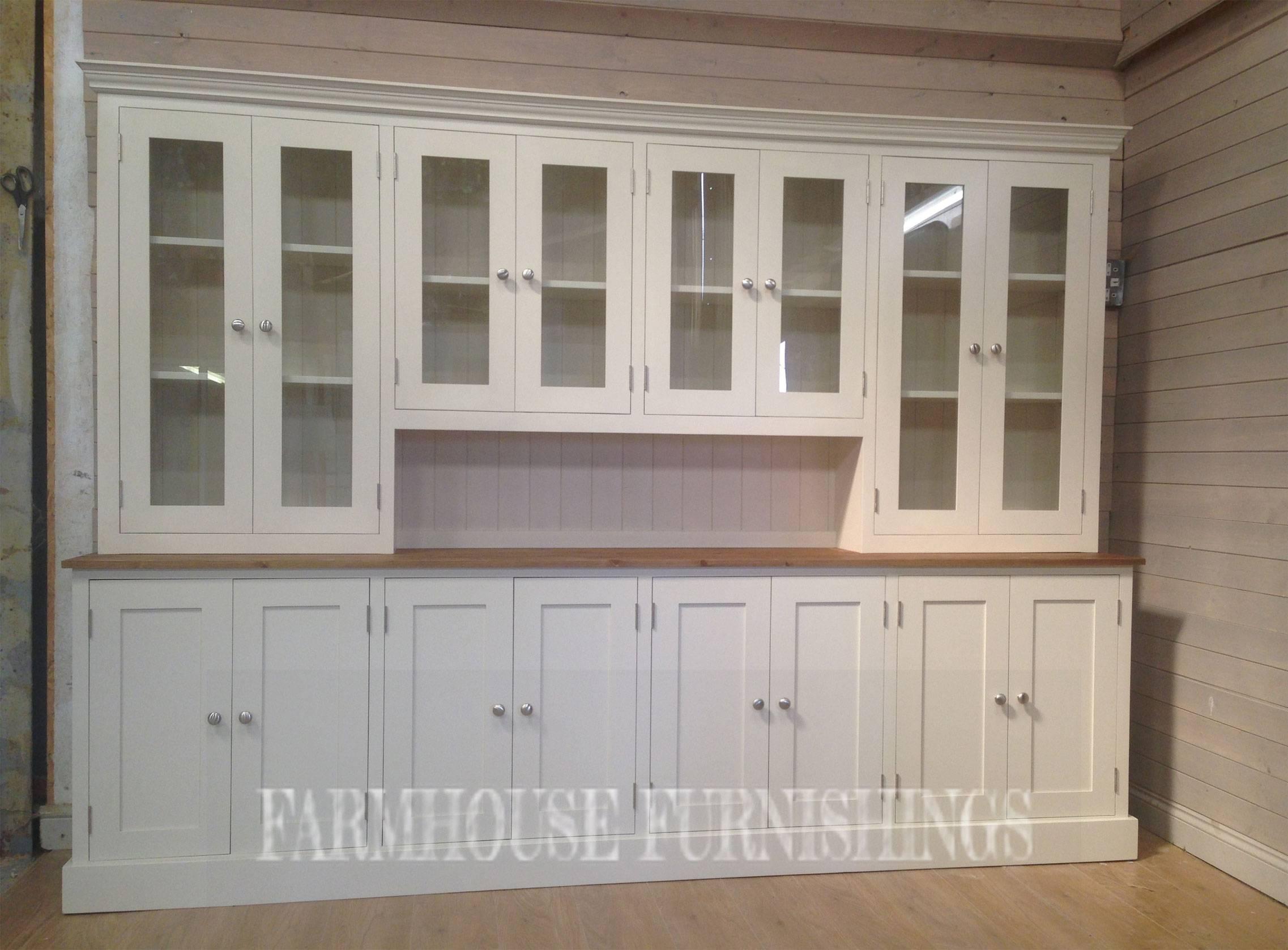 Welsh Dresser For Sale, Welsh Sideboard, Welsh Dresser Tops, Cheap inside Kitchen Dressers and Sideboards (Image 14 of 15)