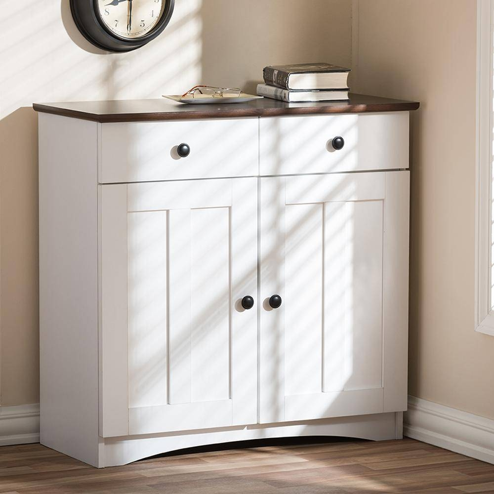 White – Sideboards & Buffets – Kitchen & Dining Room Furniture Within Kitchen Sideboards (View 10 of 15)