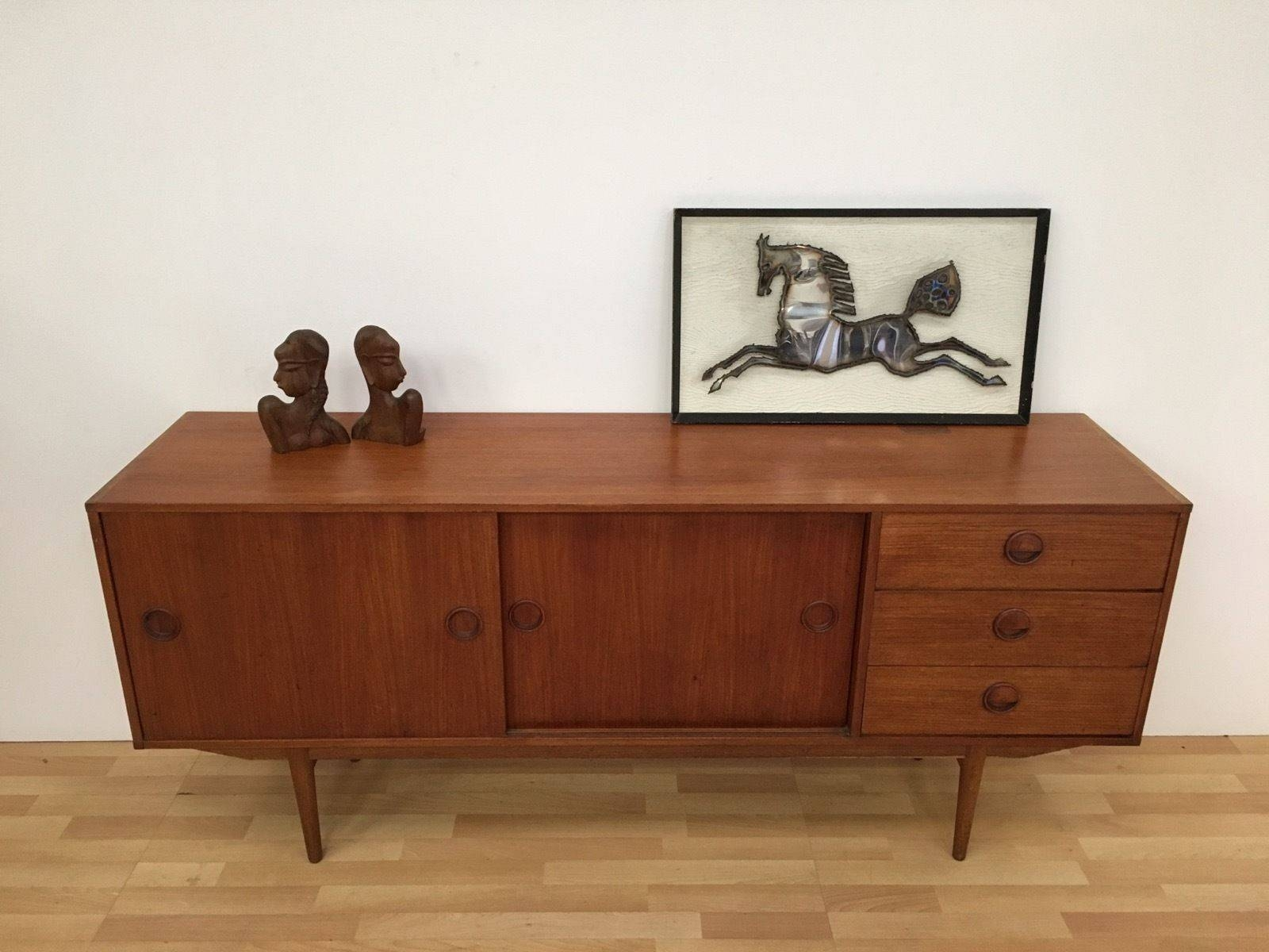 William Watting For Fristho Franeker Mid Century 50S Teak regarding 50S Sideboards (Image 15 of 15)