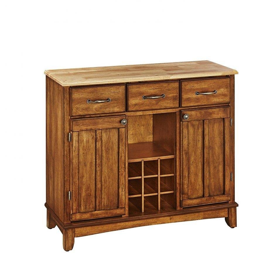 Wood Buffet Cabinet Extra Long Sideboards And Buffets Sideboard with Bar Sideboards (Image 15 of 15)