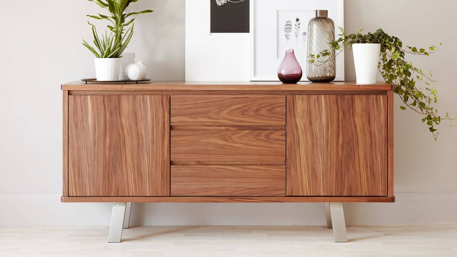 Wood Veneer: All You Need To Know About Wood Veneer Furniture with regard to Sideboard Furniture (Image 15 of 15)