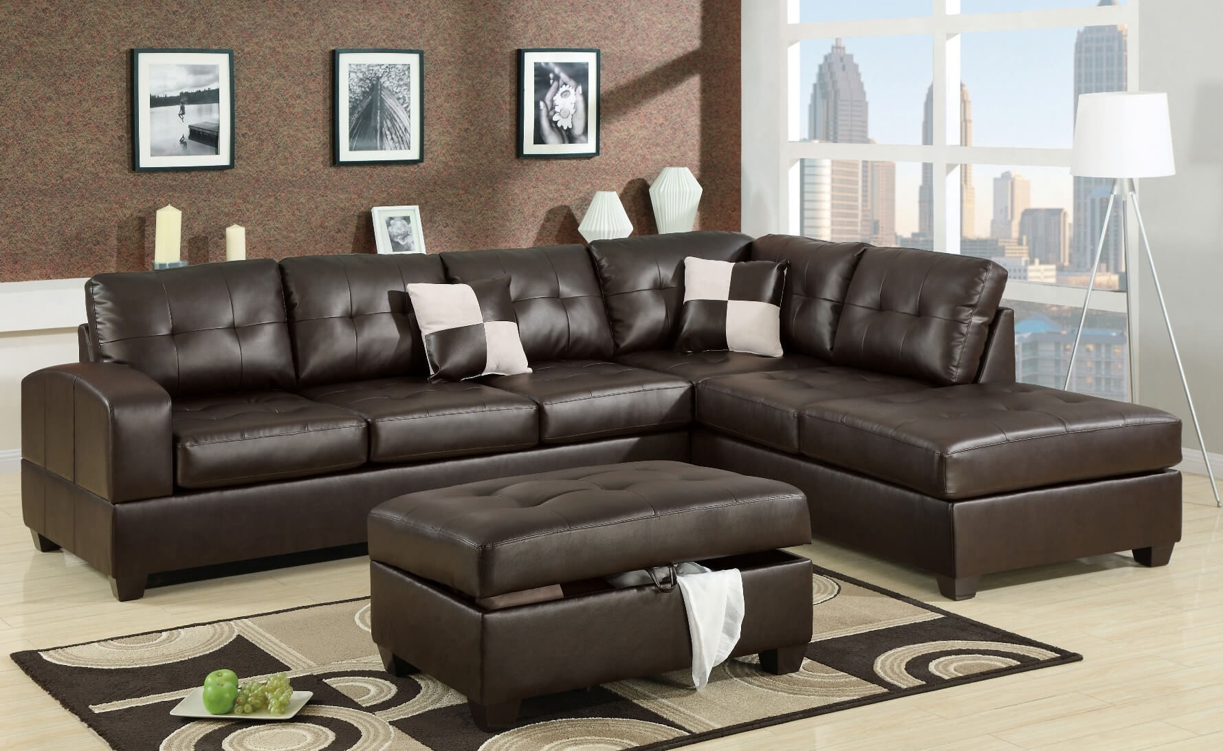 100 Awesome Sectional Sofas Under $1,000 (2018) With Sectional Sofas Under 1000 (Gallery 5 of 15)