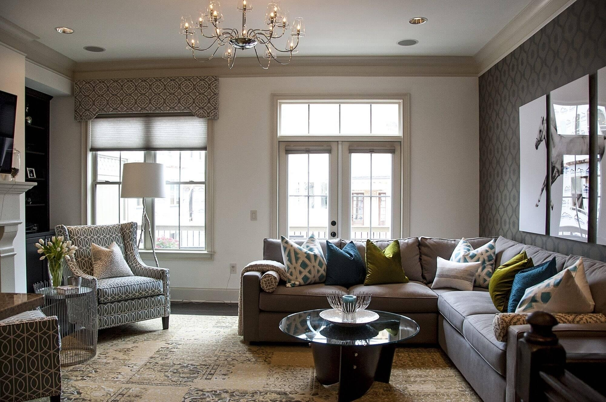 15+ Choices Of Decorating With A Sectional Sofa | Sofa Ideas Within Sectional Sofas Decorating (View 1 of 10)