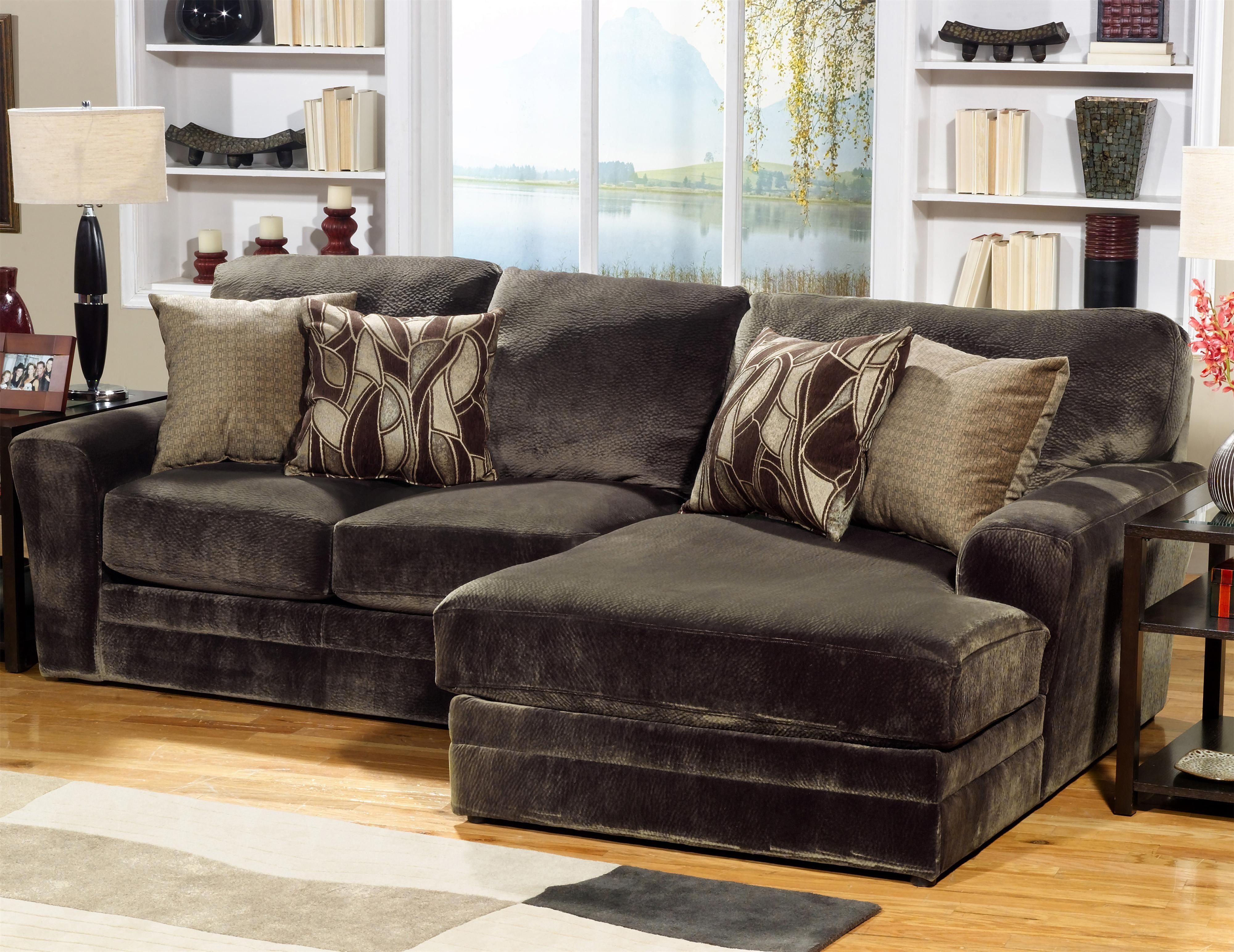 2 Piece Sectional Sofa With Rsf Chaisejackson Furniture | Wolf With Regard To Lancaster Pa Sectional Sofas (Gallery 5 of 10)