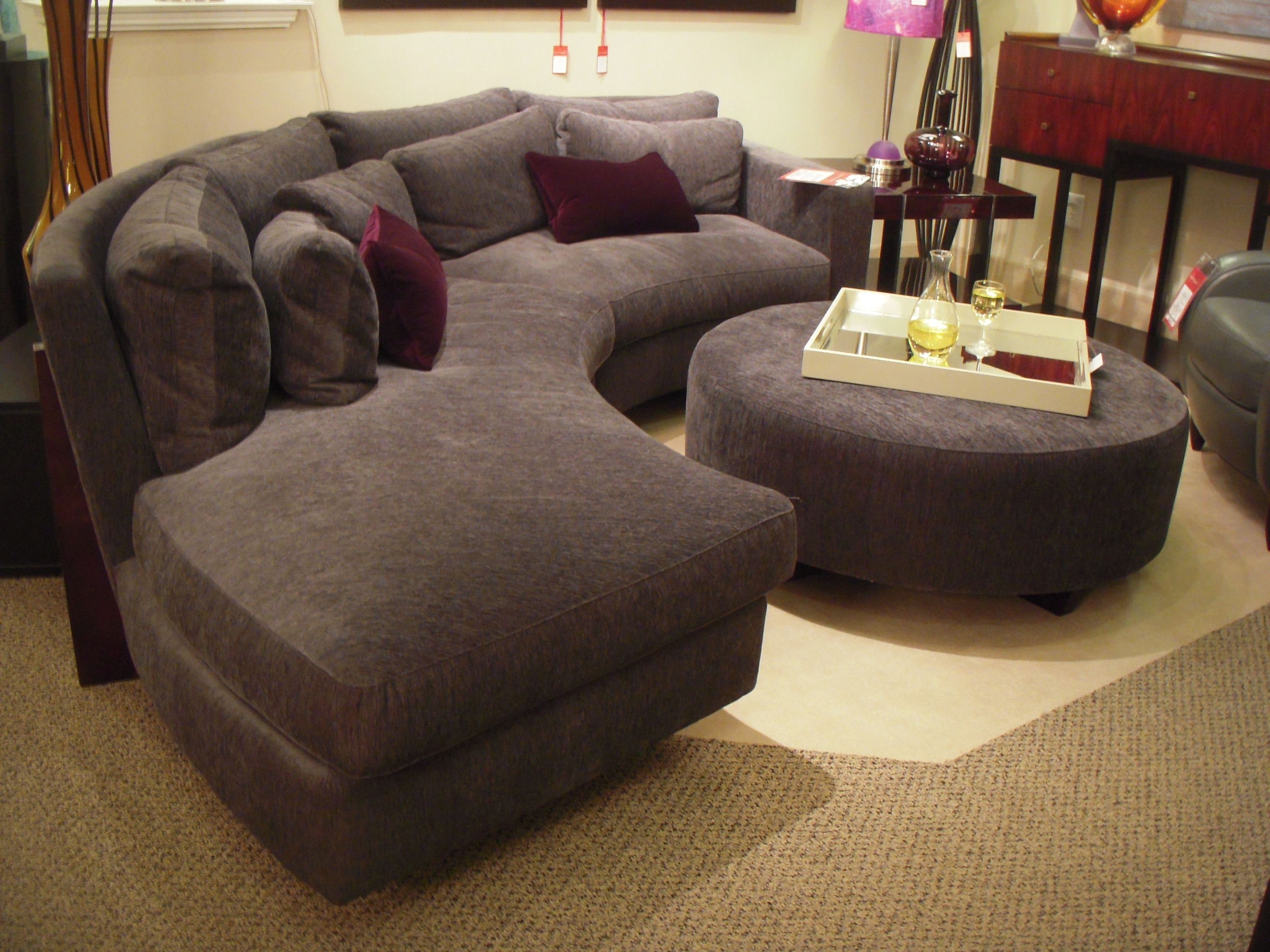 20 Best Deep U Shaped Sectionals in Grande Prairie Ab Sectional Sofas (Image 3 of 10)