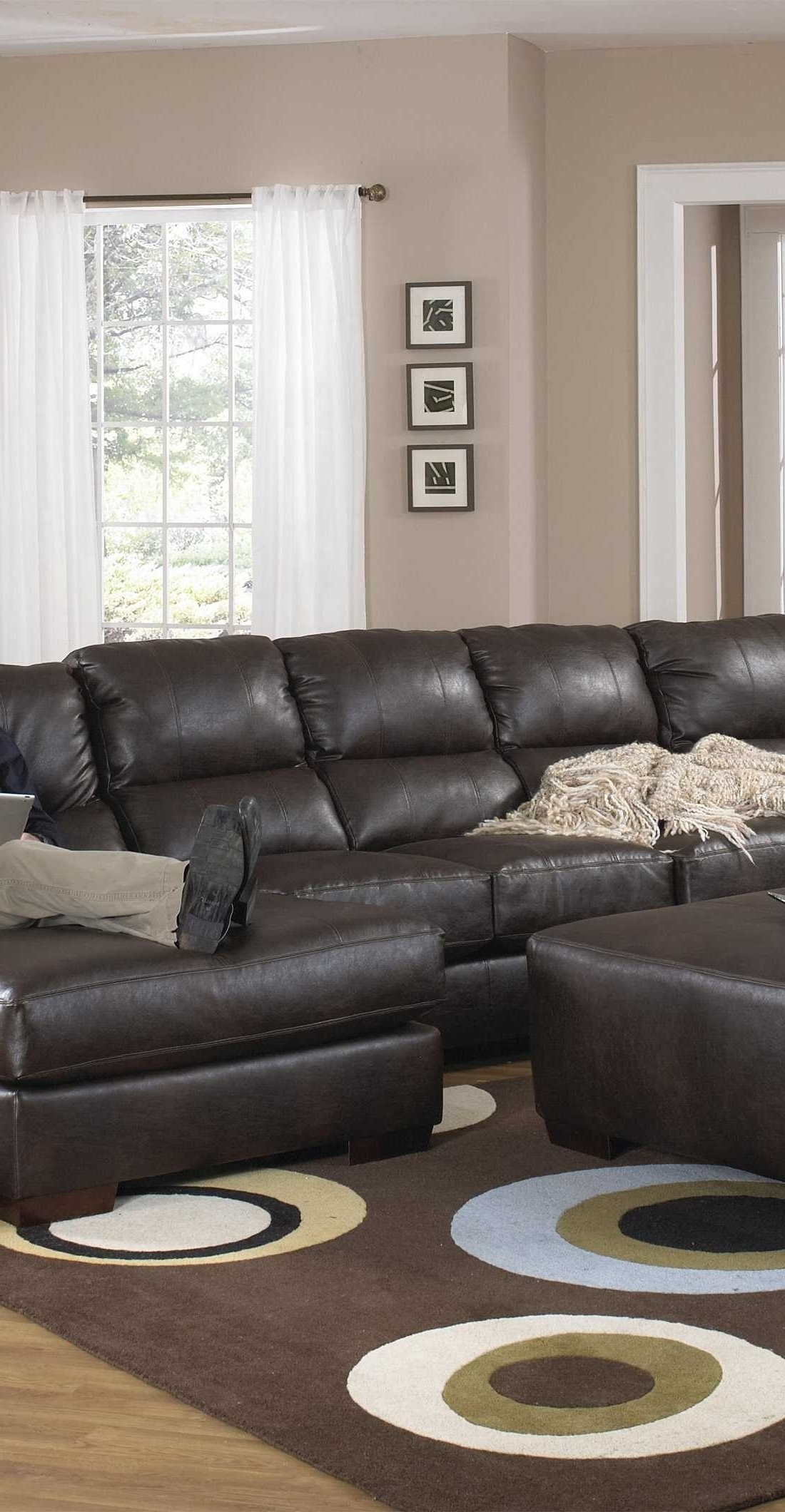 20 Best Deep U Shaped Sectionals Within Grande Prairie Ab Sectional Sofas (Photo 2 of 10)