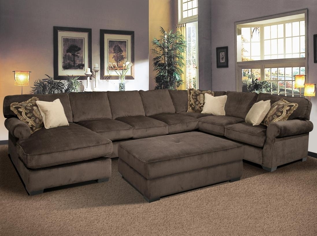 20 Collection Of U Shaped Reclining Sectional | Sofa Ideas Intended For U Shaped Sectionals (Gallery 9 of 15)