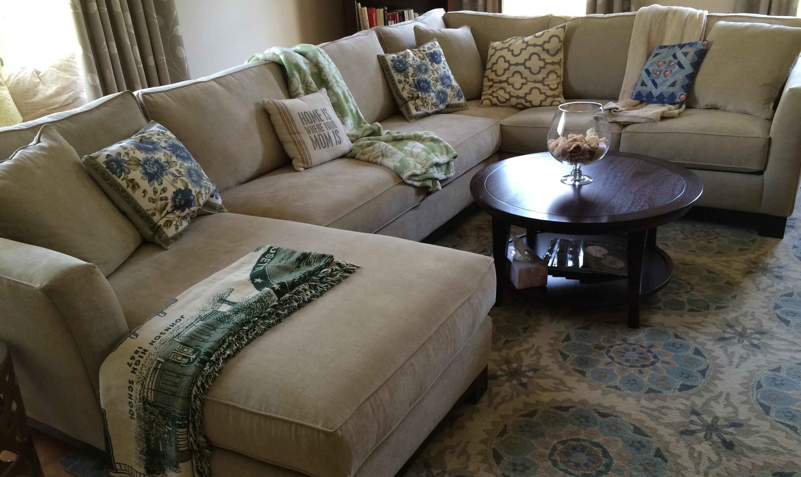 Featured Photo of Deep Cushion Sofas