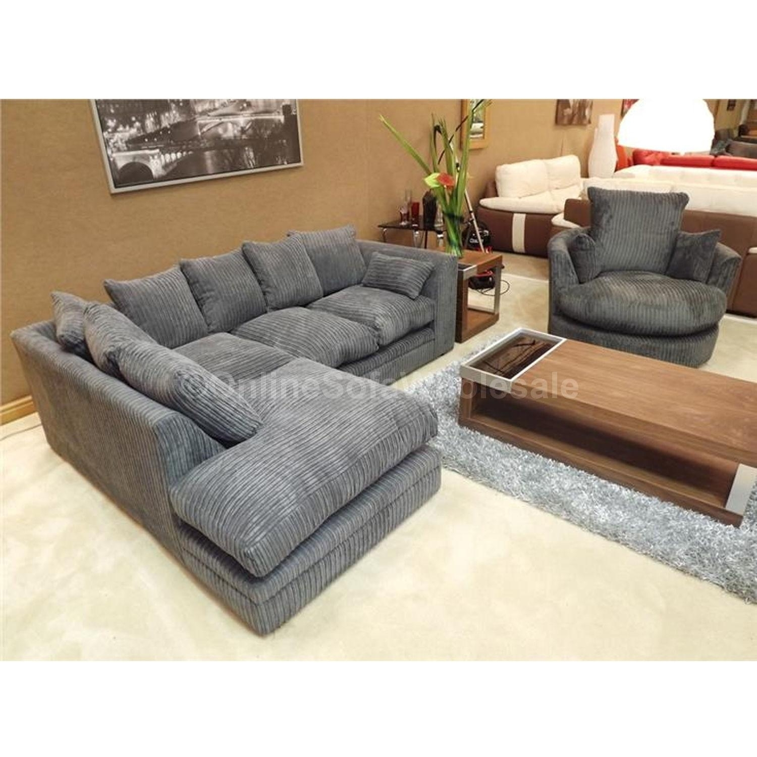 10 Photos Sofas With Swivel Chair