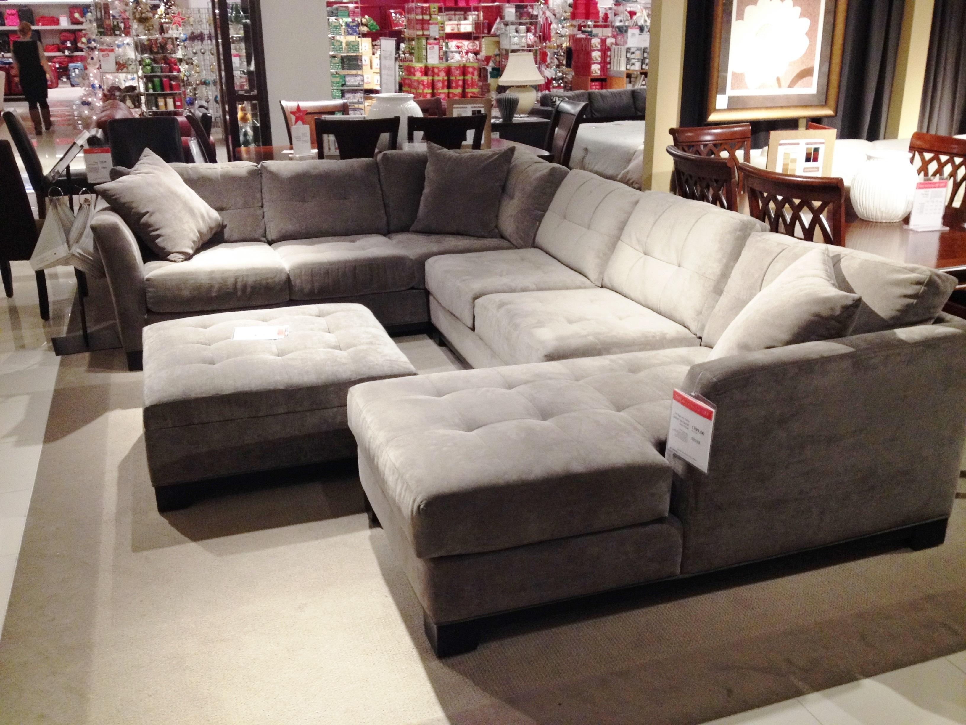 Featured Photo of Macys Sectional Sofas
