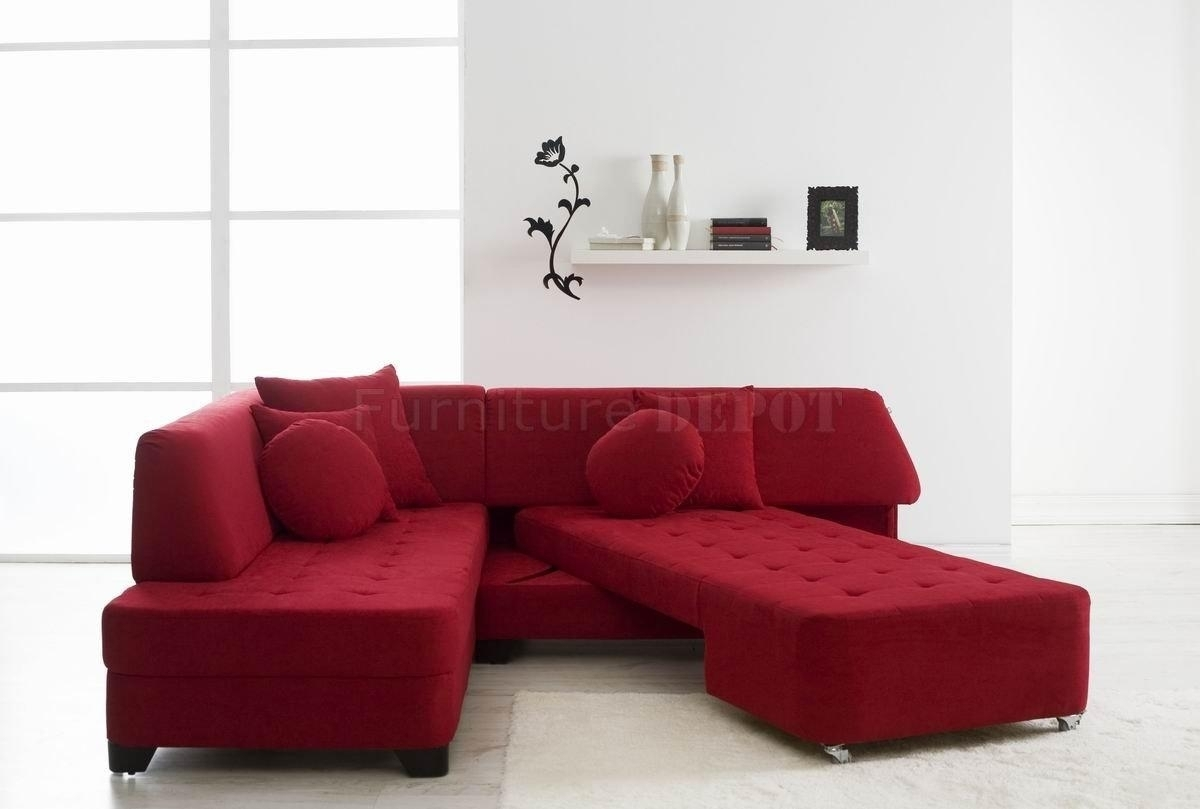 2018 Latest Red Sectional Sleeper Sofas | Sofa Ideas Intended For Red Sleeper Sofas (Photo 1 of 10)