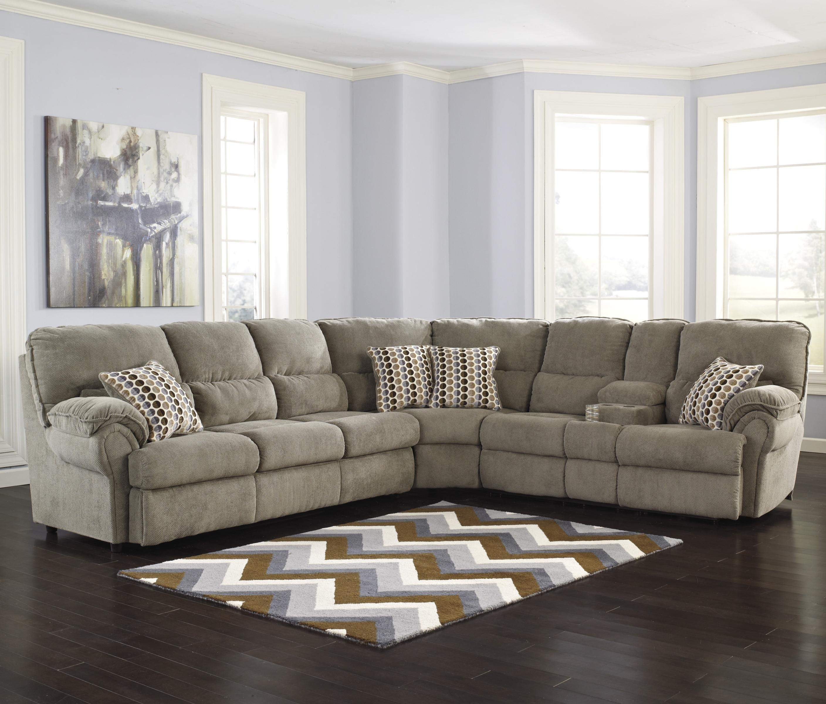2018 Sectional Sofas Ashley Furniture (34 Photos) | Clubanfi pertaining to Sectional Sofas At Ashley (Image 4 of 15)