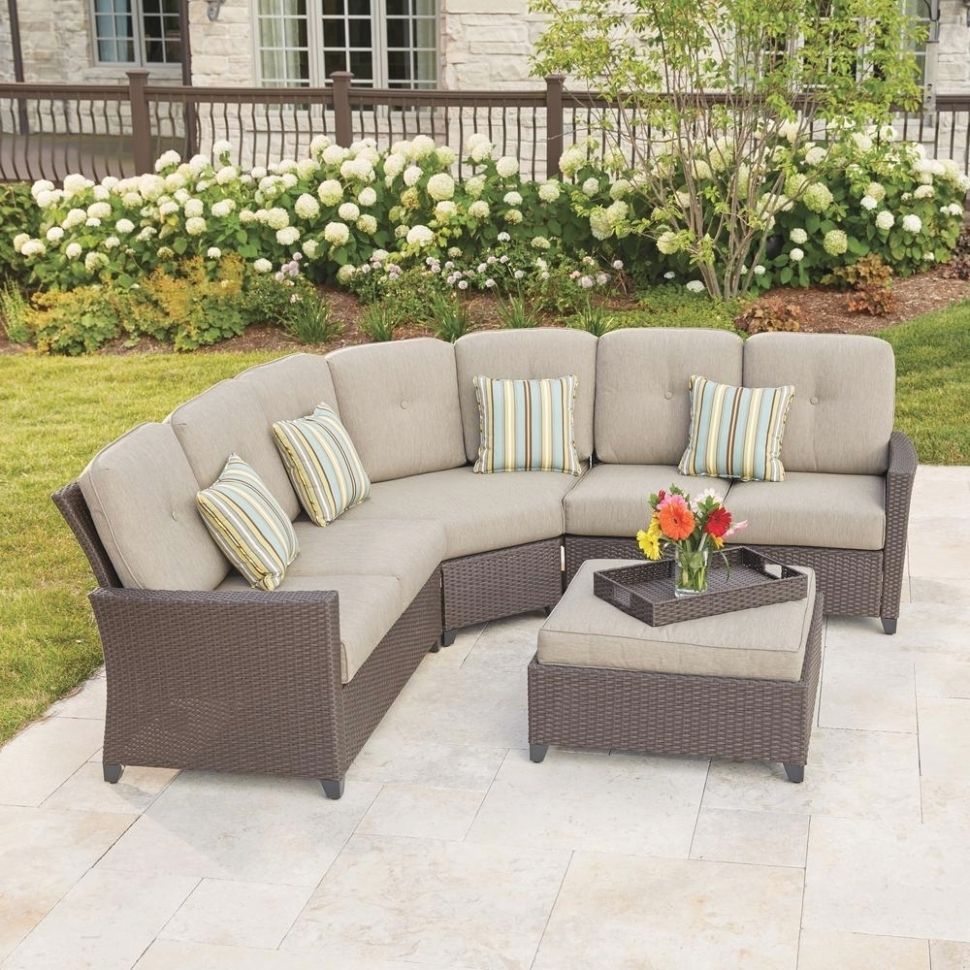 25 Best Ideas Of Outdoor Sectional Sofa Home Depot For Home Depot Sectional Sofas (Photo 9 of 10)