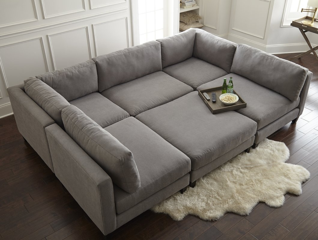 $2635.94 Chelsea Modular Sectional Sofa - Dealepic within Modular Sectional Sofas (Image 1 of 10)