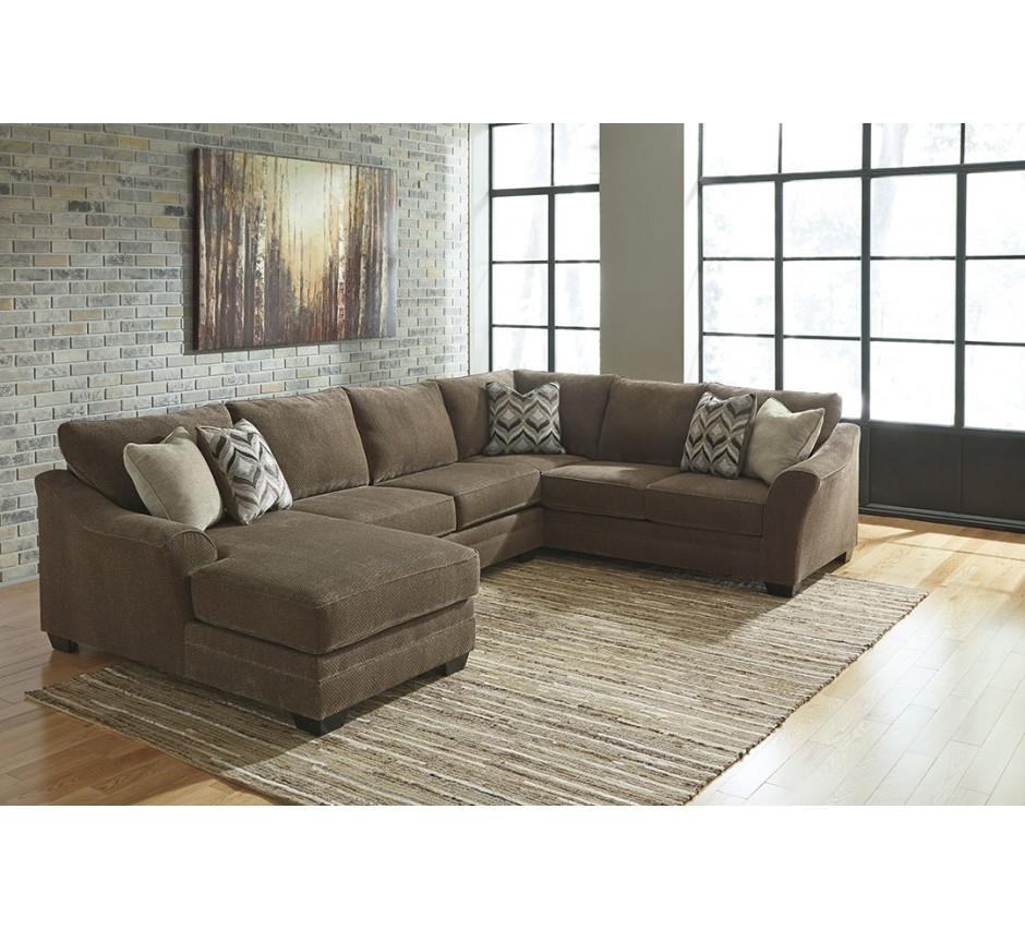 3 Pc. Sectional regarding Jonesboro Ar Sectional Sofas (Image 1 of 10)