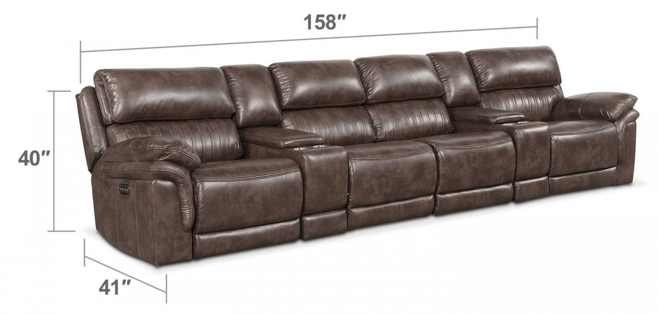 30 Collection Of 6 Piece Leather Sectional Sofa | Home Design And pertaining to 6 Piece Leather Sectional Sofas (Image 2 of 10)