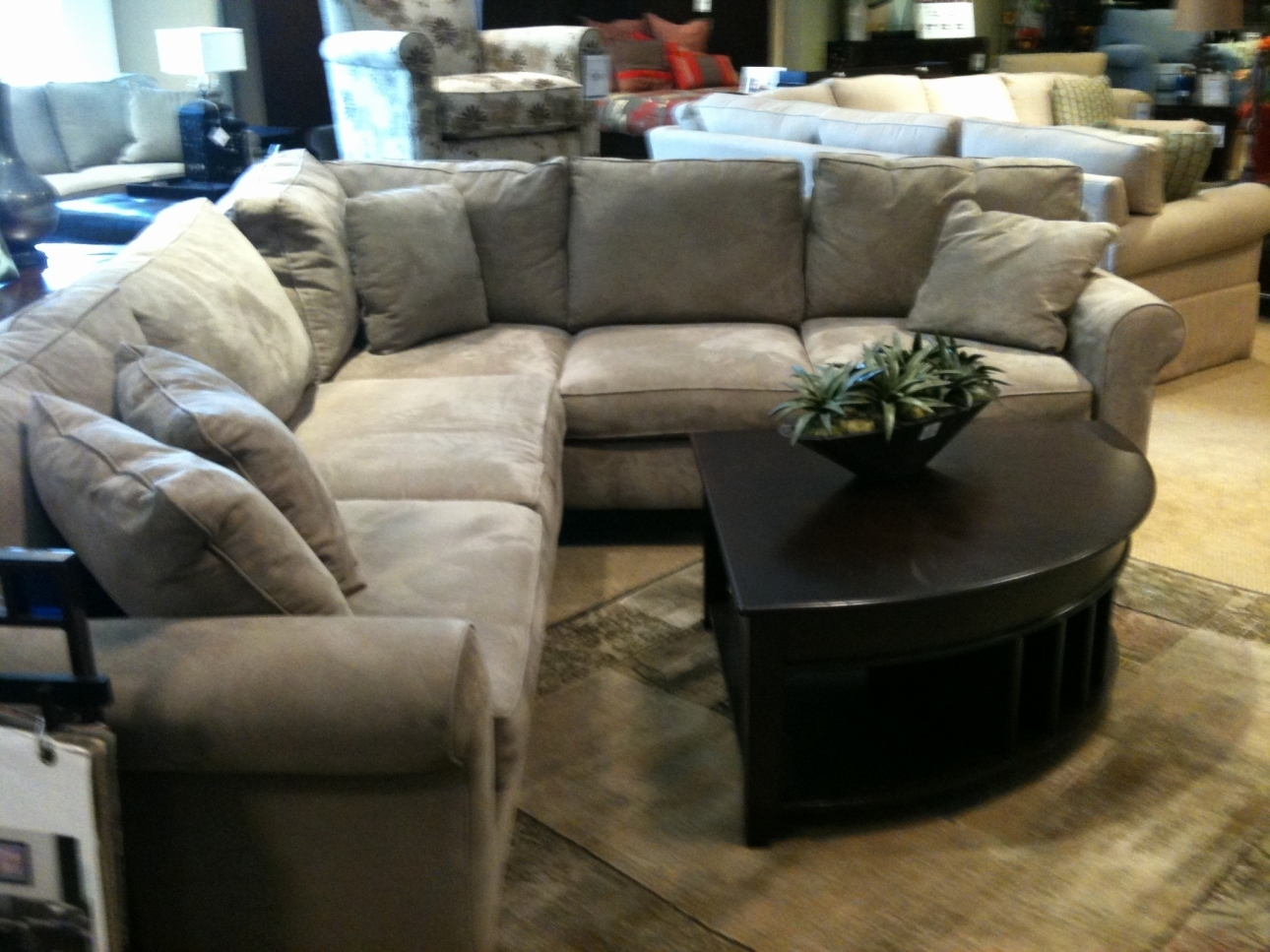 37 Stupefying Havertys Sectional Sofa Galleries - Sectional Sofa inside Sectional Sofas in Savannah Ga (Image 1 of 10)