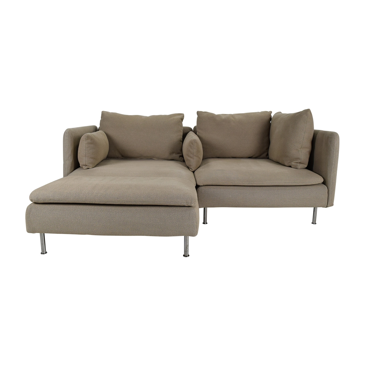 50% Off - Ikea Soderhamn Sectional Sofa / Sofas for Sectional Sofas At Ikea (Image 1 of 15)