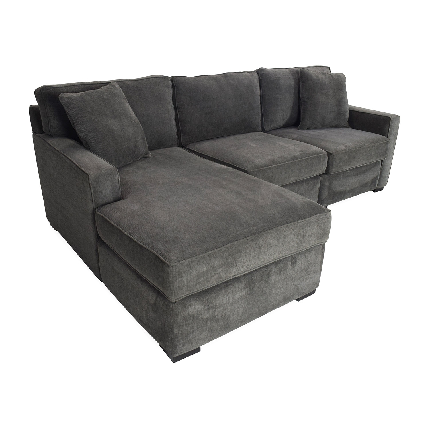 51% Off   Macy's Radley Sectional Sofa / Sofas Throughout Macys Sectional Sofas (Photo 4 of 10)