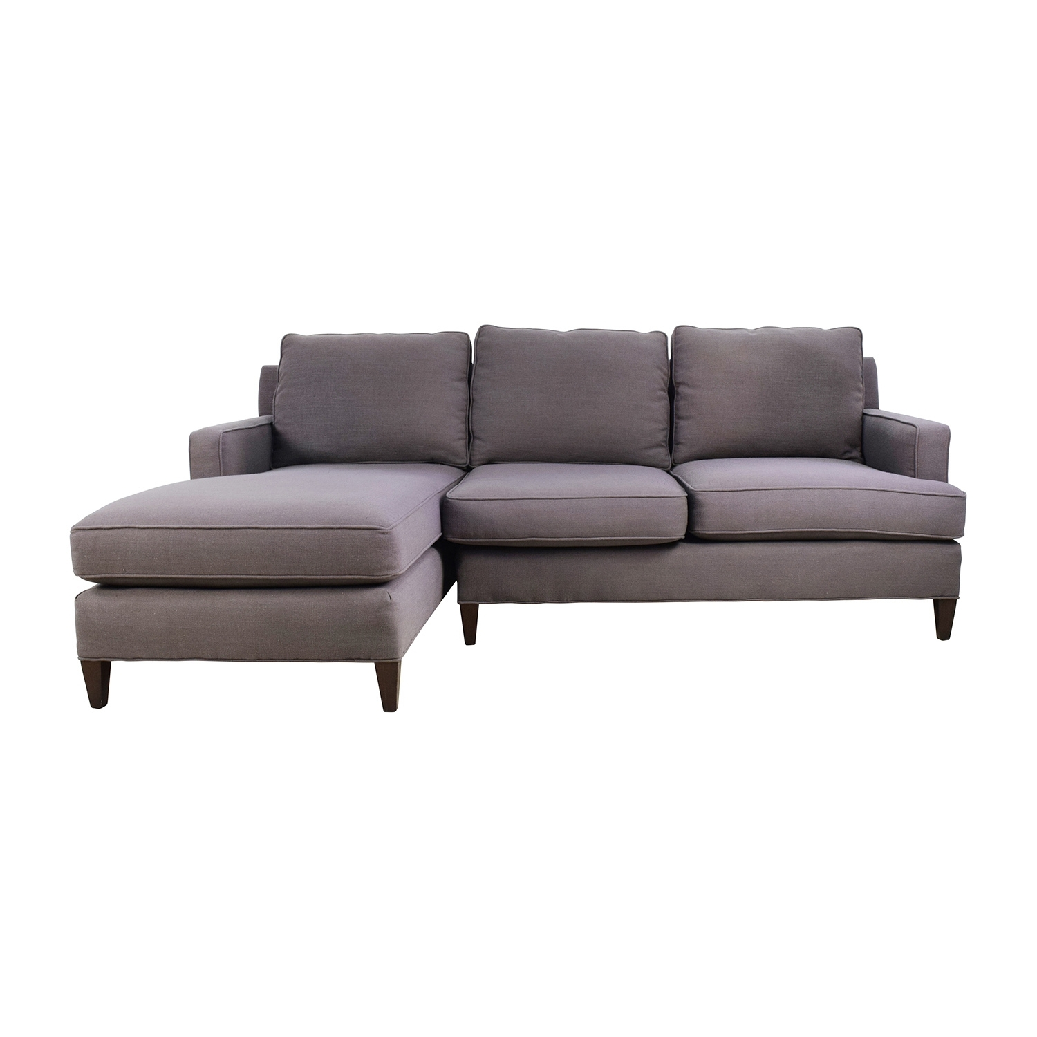 81% Off   Mitchell Gold & Bob Williams Mitchell Gold + Bob Williams For Charlotte Sectional Sofas (Photo 9 of 10)