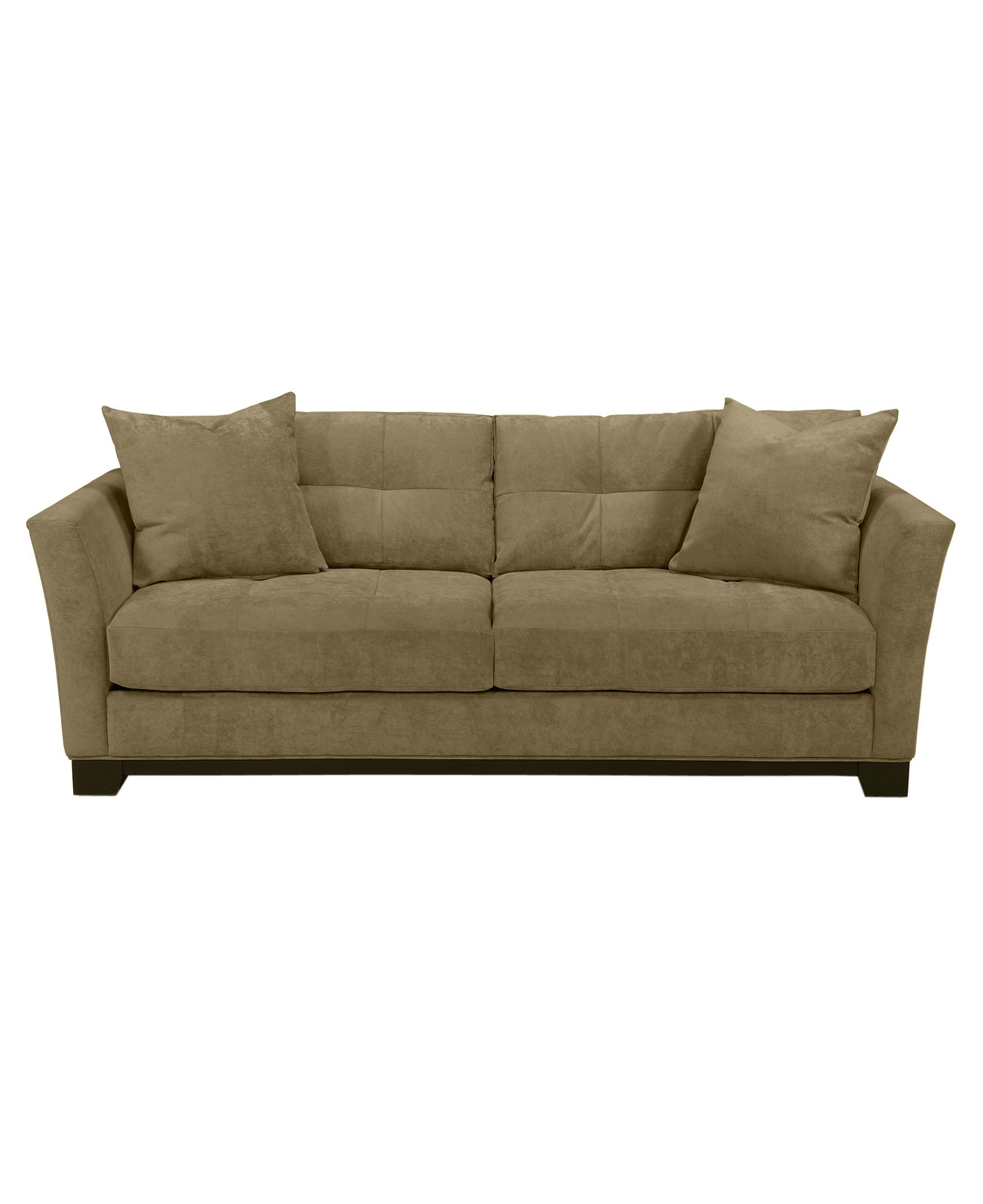 90 Wide Elliot Fabric Microfiber Queen Sleeper Sofa Bed - Couches in Everett Wa Sectional Sofas (Image 1 of 10)