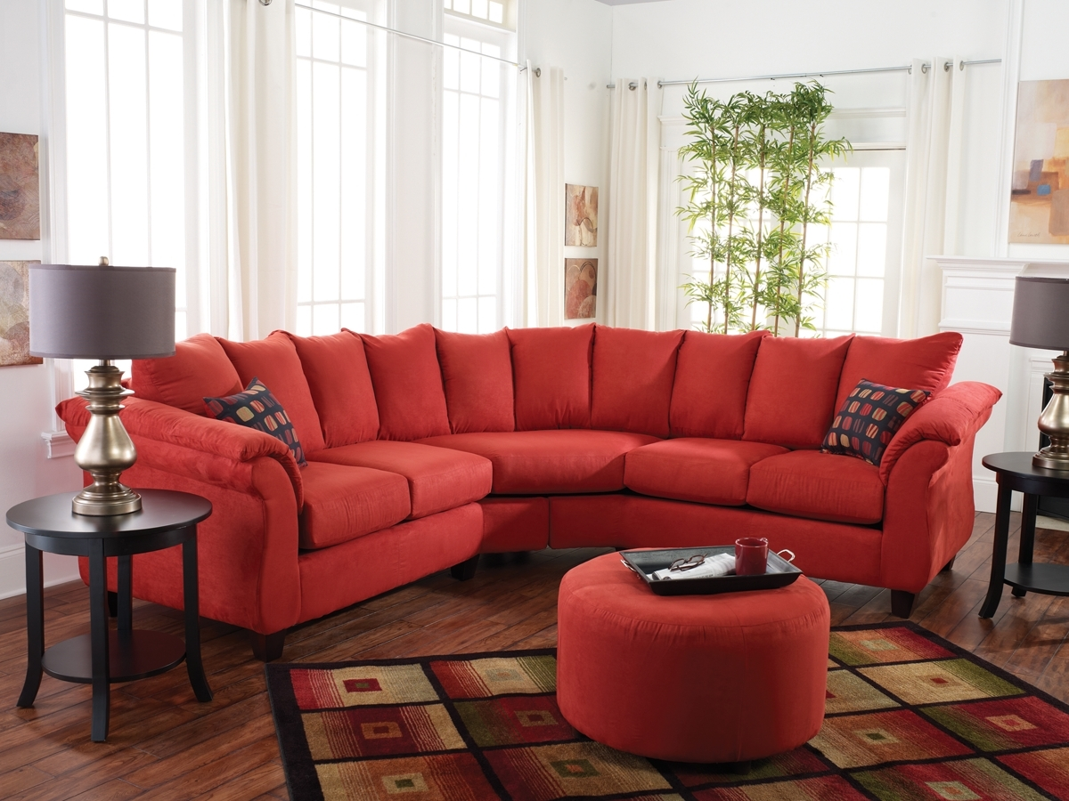 A Living Room Without A Sweet Couch Is Just A Room. | Family Room with regard to Sectional Sofas at Aarons (Image 1 of 15)