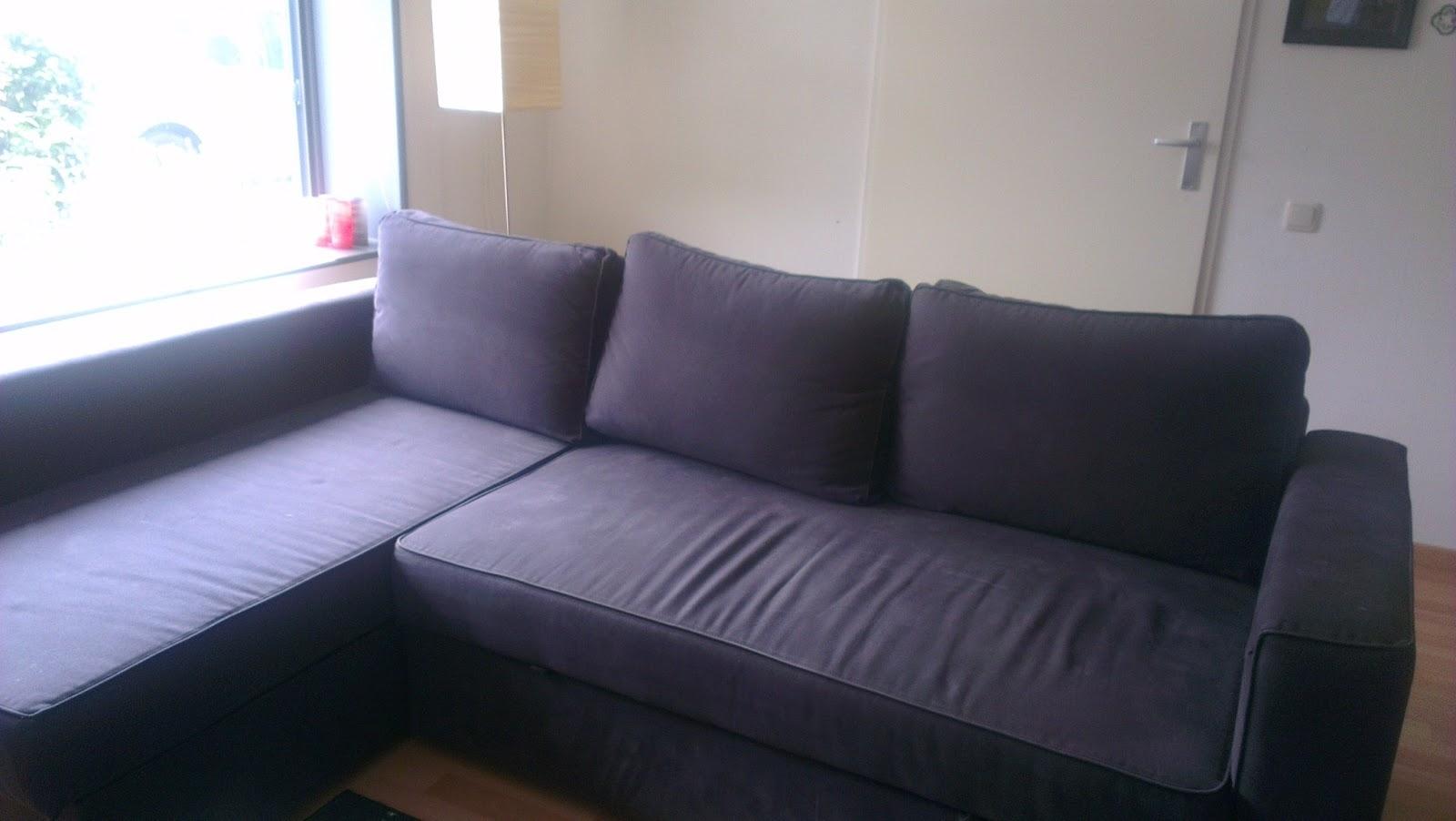 Ace The Adventure: Ikea Vrijdag: Manstad Bank/sofa inside Manstad Sofas (Image 2 of 10)