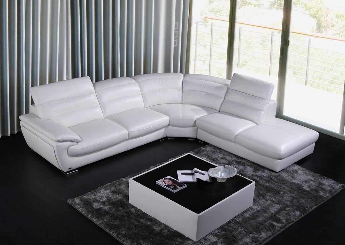 Adjustable Advanced Modern Leather L Shape Sectional Des Moines Iowa With Regard To Des Moines Ia Sectional Sofas (View 4 of 10)