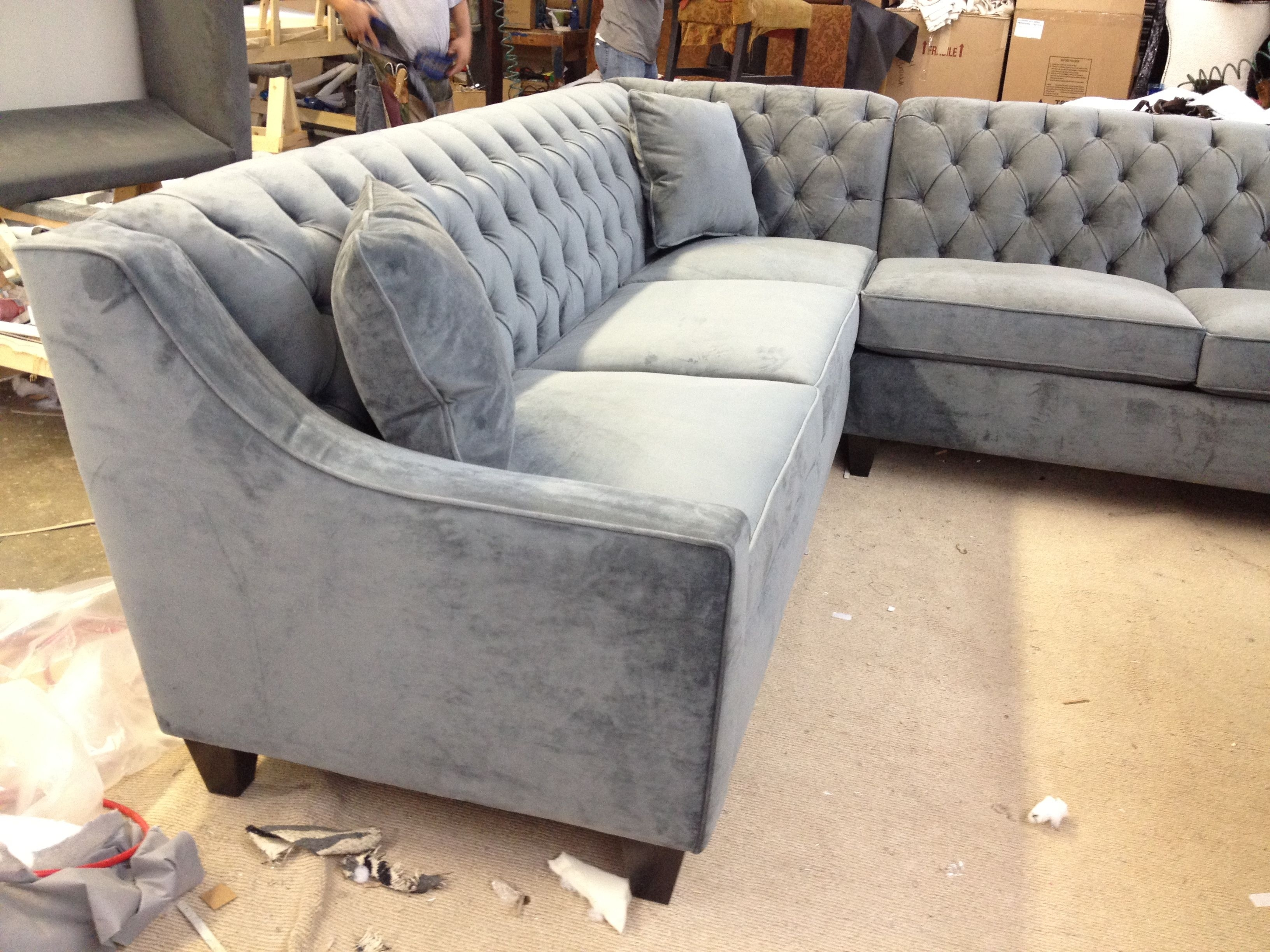 """Alexa"""" Sofa/sofa Sectional - Every Style Can Be Customized In for Houzz Sectional Sofas (Image 1 of 10)"""