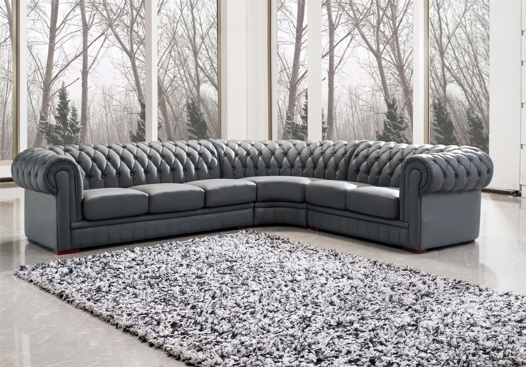 Amazing Leather Sectional Sofa Atlanta 41 About Remodel With Leather Pertaining To Sectional Sofas At Atlanta (View 2 of 15)