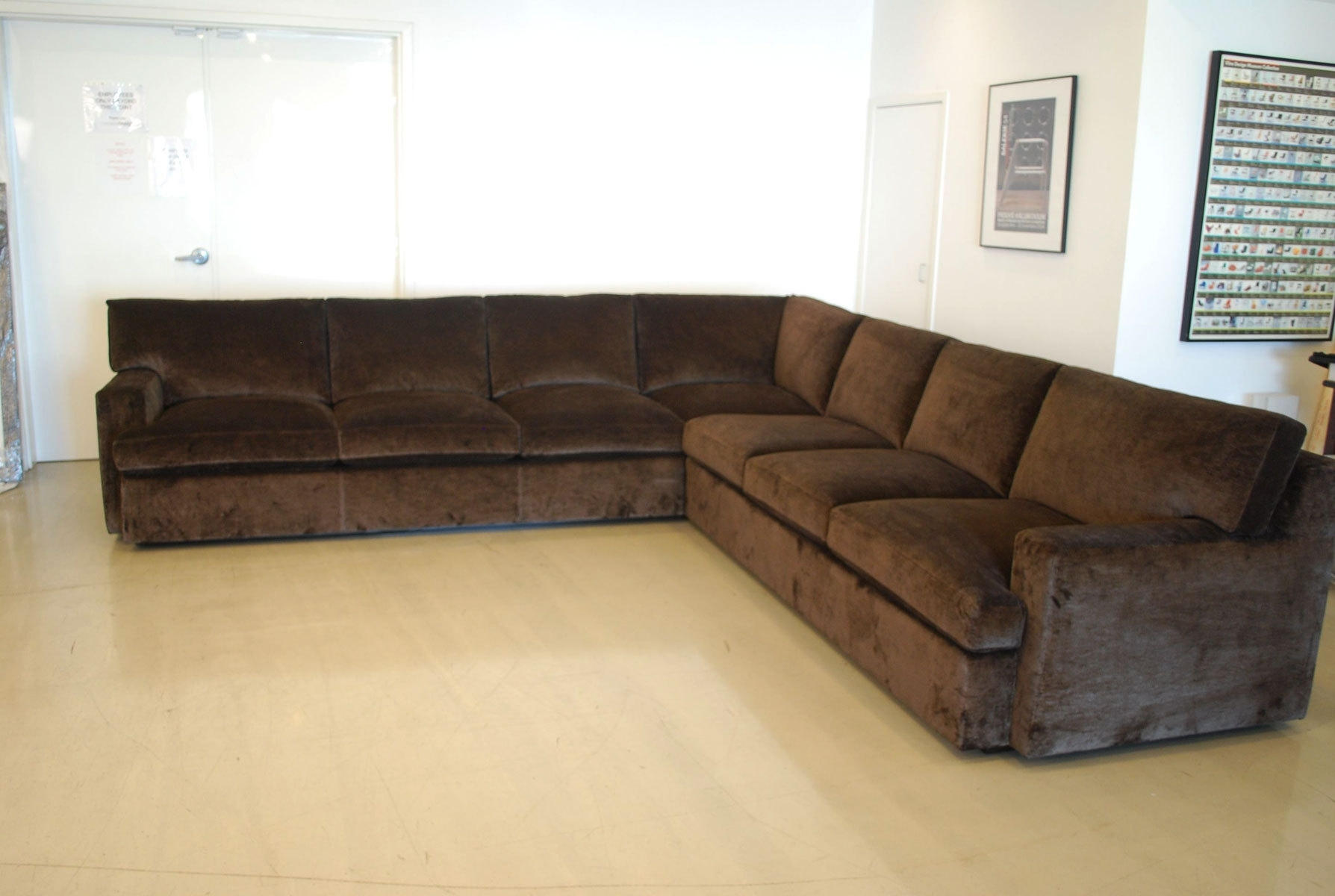 Amusing Large L Shaped Sectional Sofas 99 On The Brick Sofa Bed throughout Sectional Sofas at Brick (Image 1 of 15)