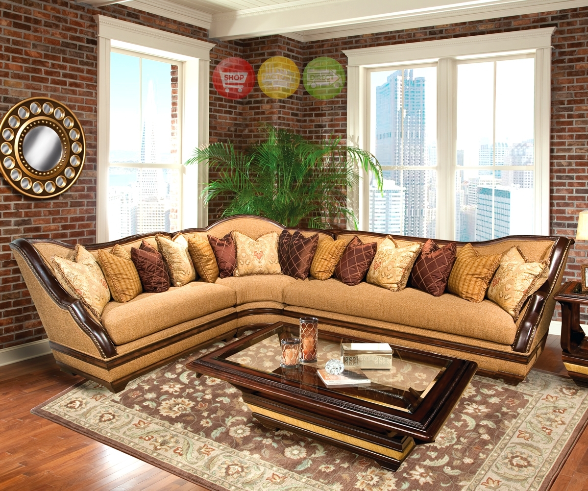 Antique Sectional Sofa: Images And Photos Objects – Hit Interiors Intended For Vintage Sectional Sofas (View 4 of 10)
