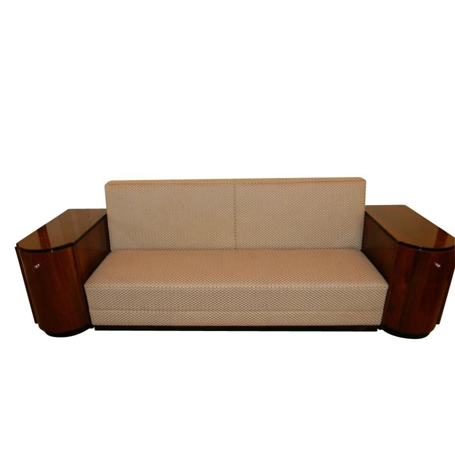 Art Deco Furniture For Sale | Seating Items | Art Deco Collection within Art Deco Sofas (Image 4 of 10)