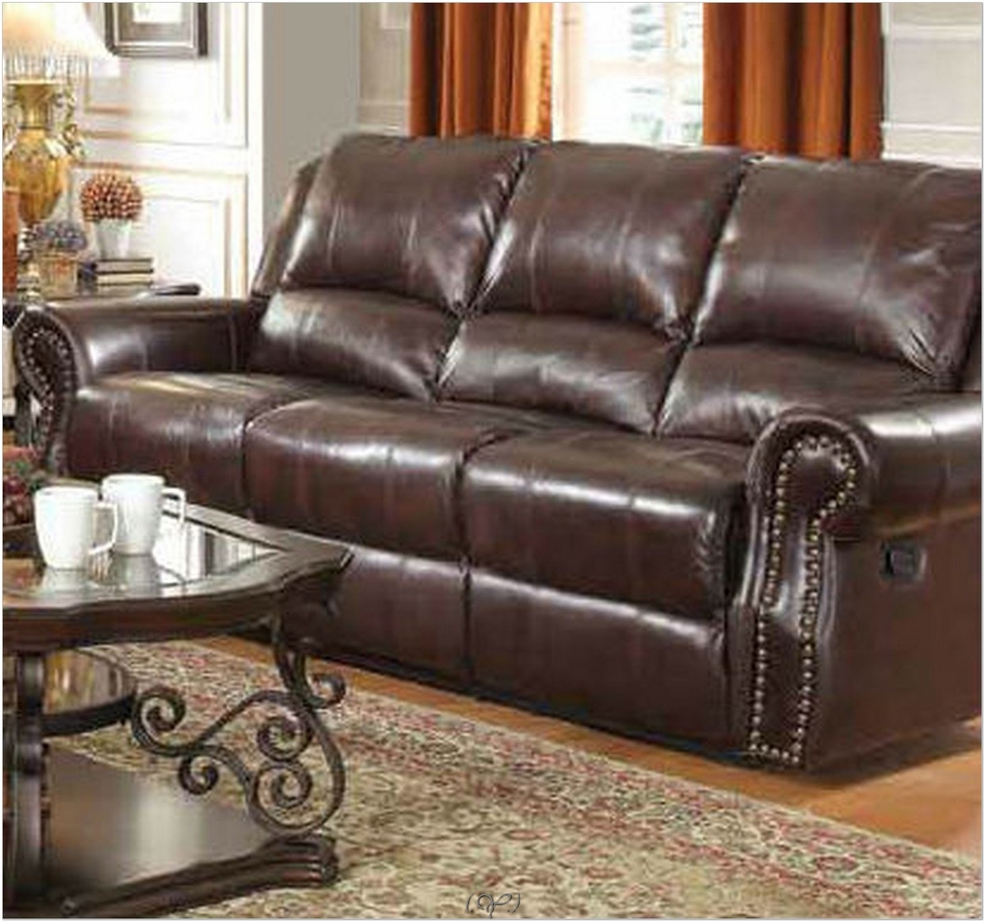 Ashley Leather Sofas Sofa Reviews Axiom Set Stock Photos Hd in 10X8 Sectional Sofas (Image 1 of 10)