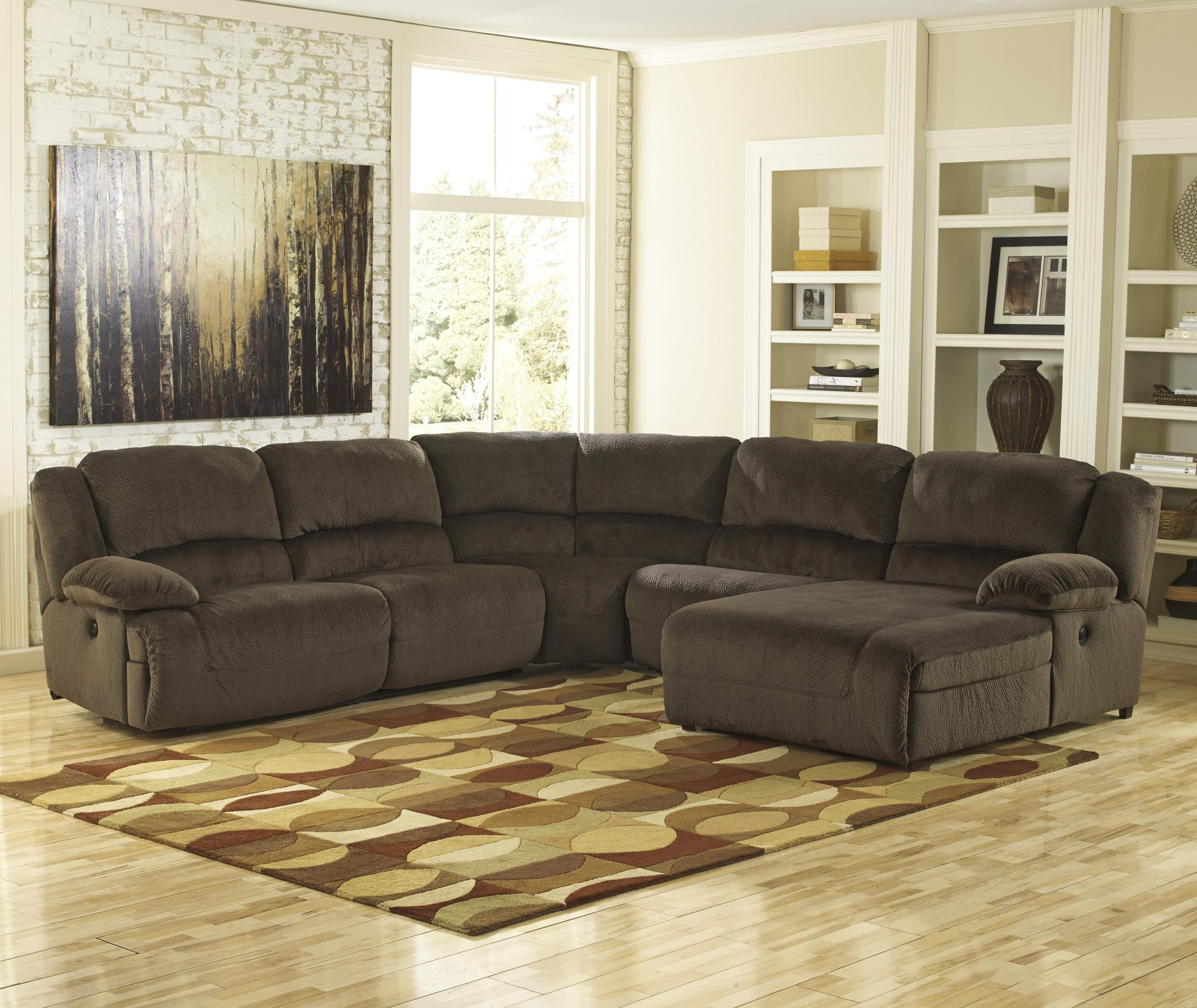 Ashley Sectional Sofa | Ashley Black Sectional Sofa | Ashley Brown regarding Sectional Sofas At Ashley (Image 7 of 15)