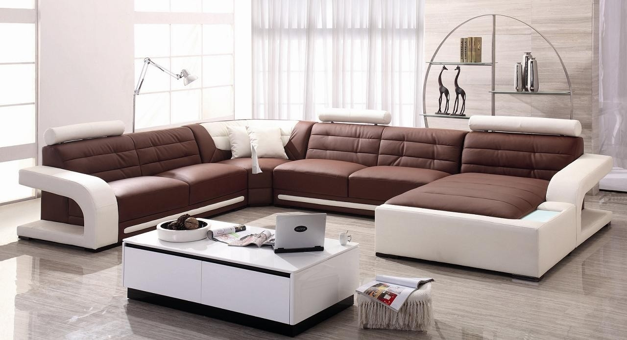 Astonishing Contemporary Sofas And Sectionals 61 For Your Sectional inside Okc Sectional Sofas (Image 1 of 10)