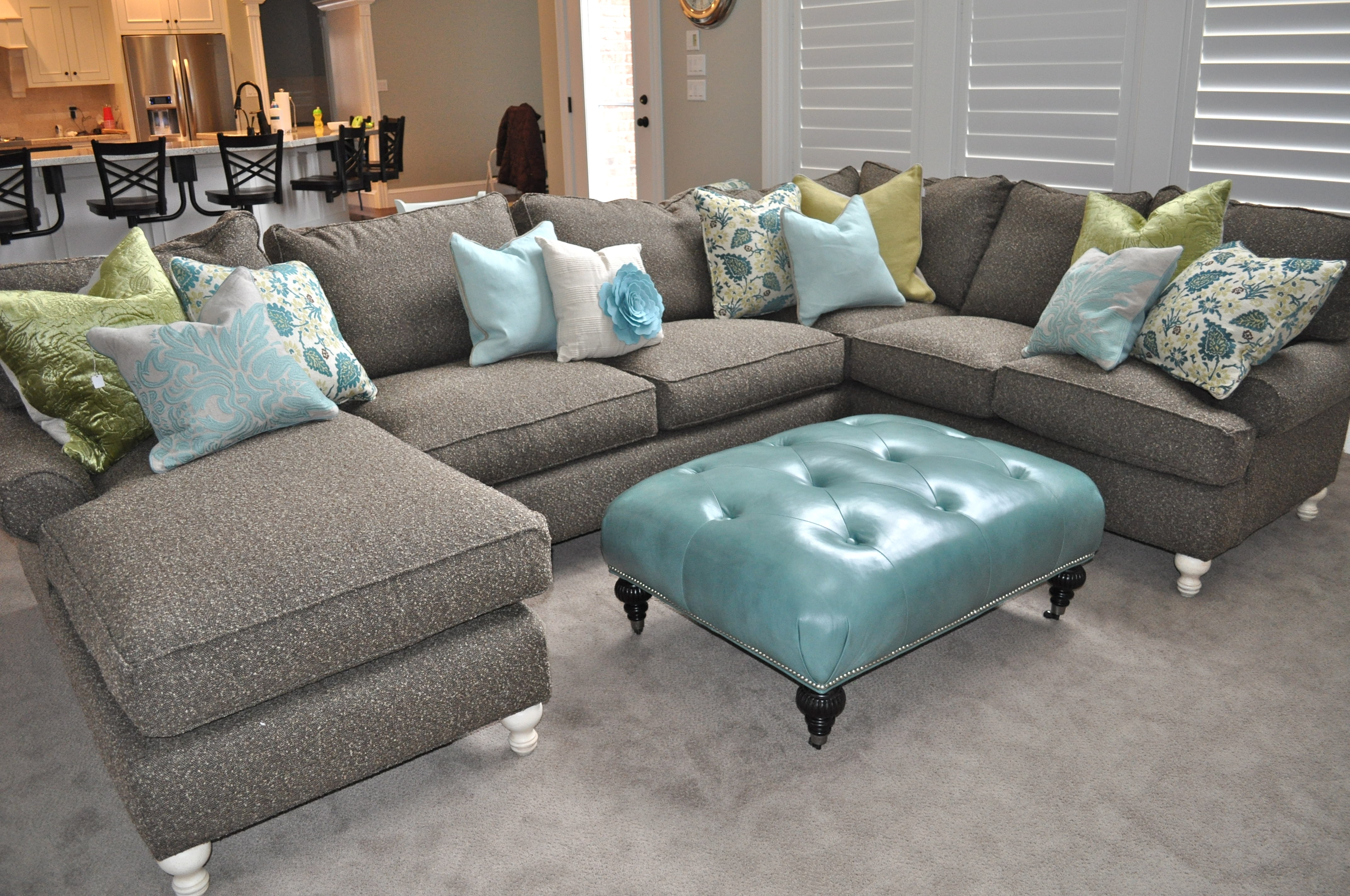 Astonishing Down Filled Sectional Sofa 81 About Remodel Sectional Throughout Down Filled Sofas (View 9 of 10)