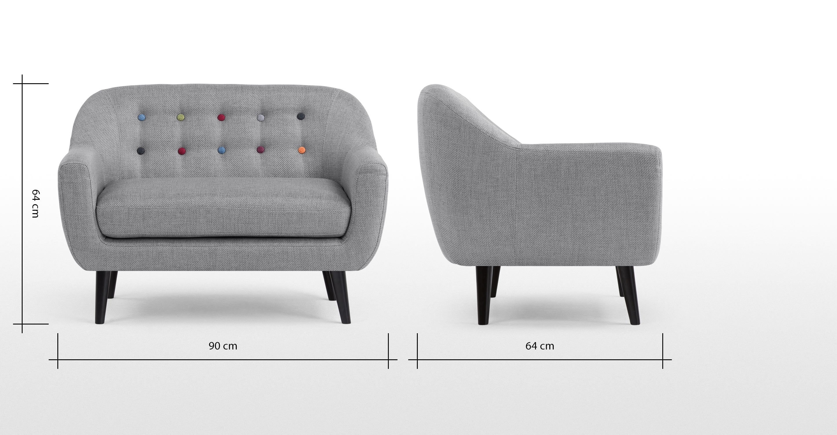 Awesome Mini Sofa 78 In Modern Sofa Ideas With Mini Sofa within Mini Sofas (Image 1 of 10)