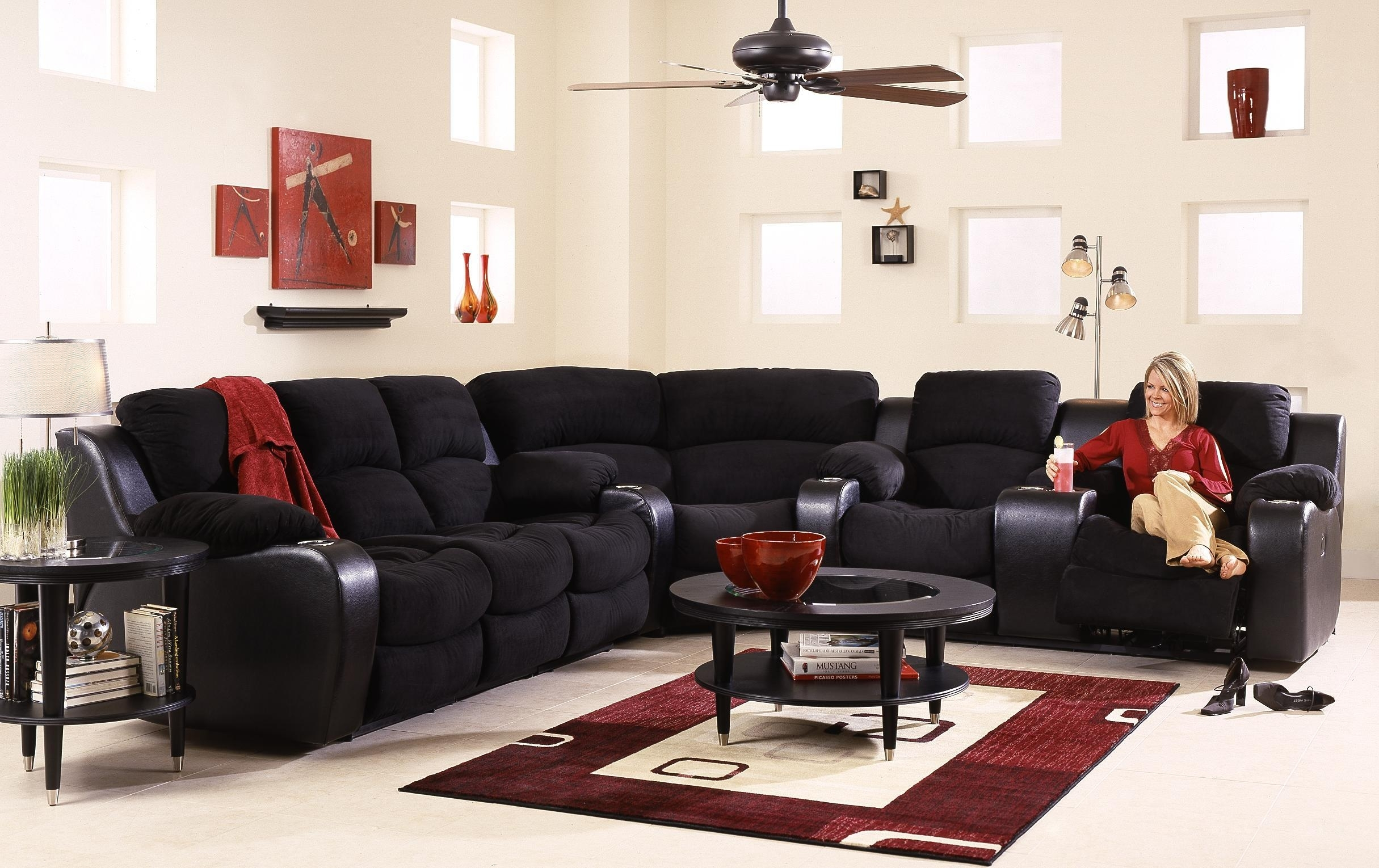 Awesome Sectional Sofas With Cup Holders Unique – Tatsuyoru Throughout Grand Furniture Sectional Sofas (View 5 of 10)