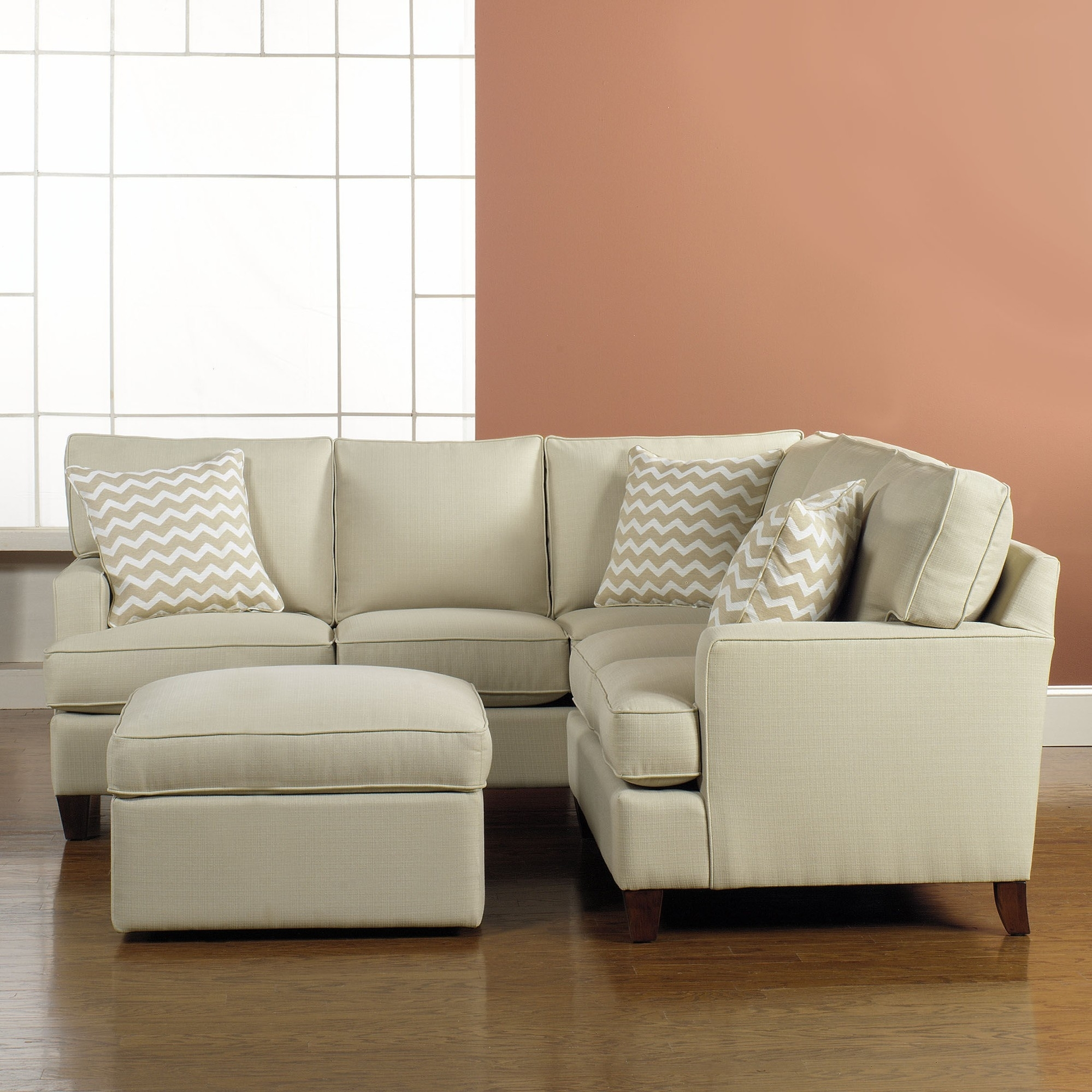 Awesome Small Sectional Sofa For Small Spaces - Buildsimplehome inside Sectional Sofas For Small Places (Image 3 of 10)