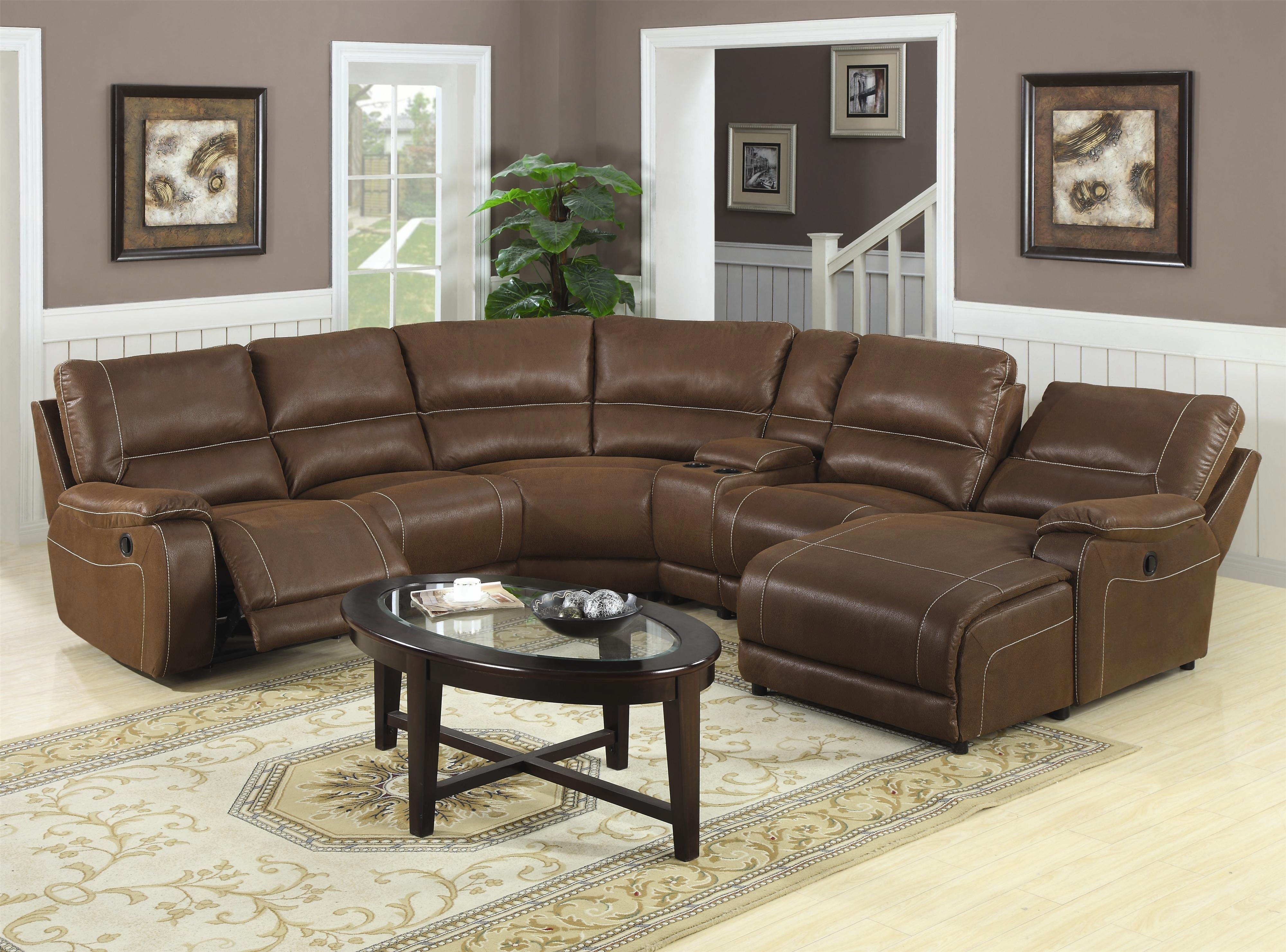 Awesome Suede Sectional Sofas Sale 2018 – Couches And Sofas Ideas within Leather And Suede Sectional Sofas (Image 3 of 10)